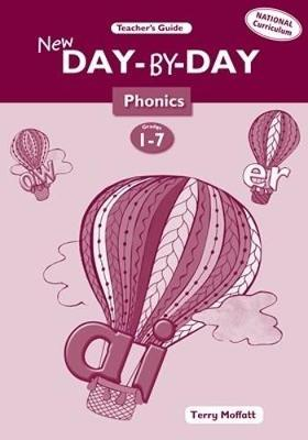Picture of New Day-by-Day Phonics: Grade 1-7: Teacher's Guide and Flash Cards
