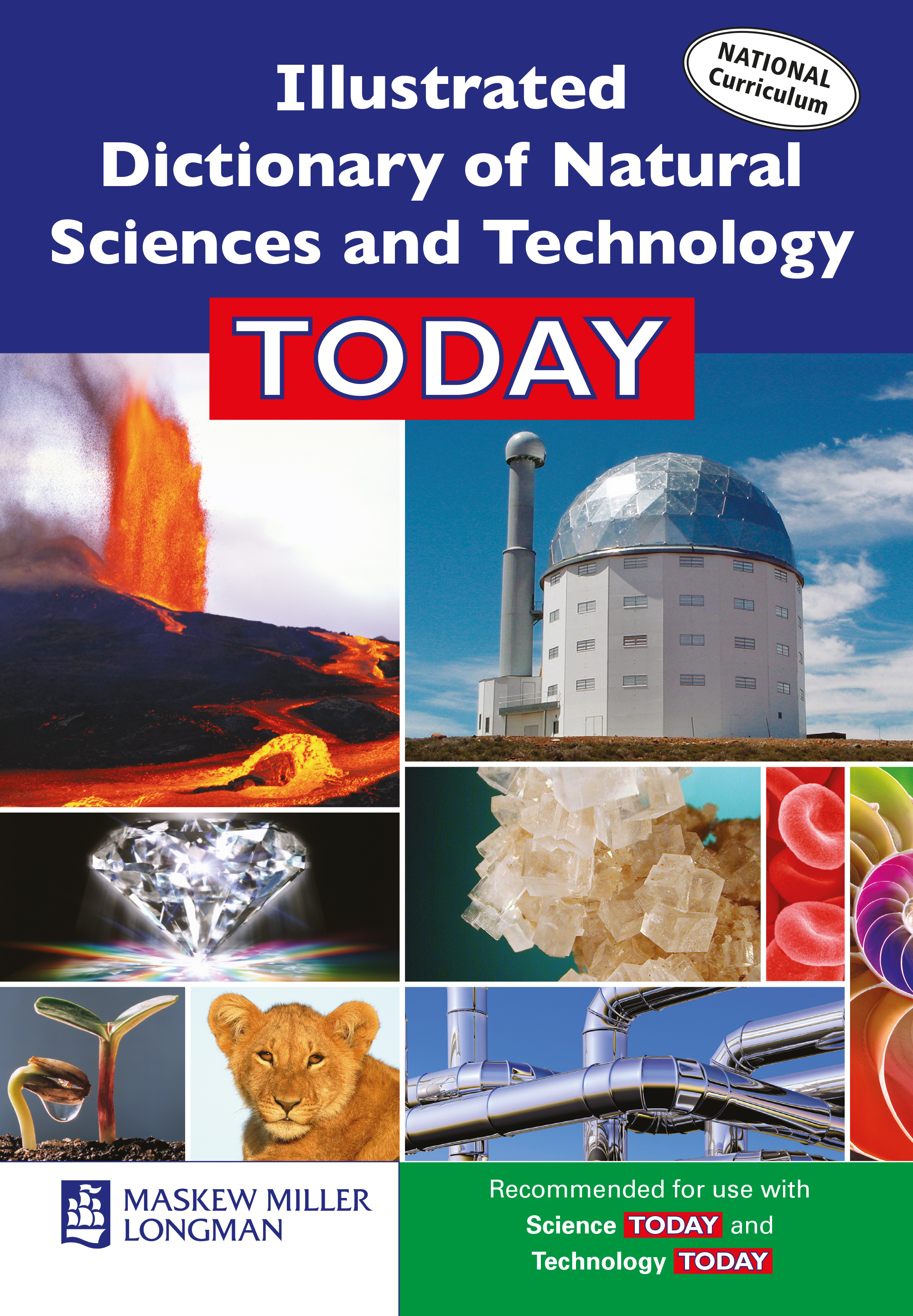 Picture of Illustrated Dictionary of Natural Sciences and Technology Today: Grade 7, Grade 8, Grade 9