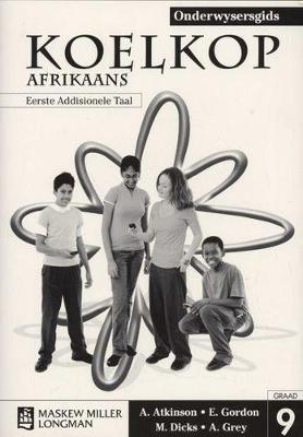 Picture of Koelkop Afrikaans: Gr 9: Onderwysersgids