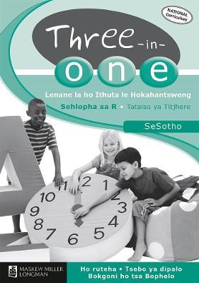 Picture of Three-in-One Lenanae la ho Ithuta le Hokahantsweng: Sephlopha sa R: Tataiso ya Titjhere (NCS)