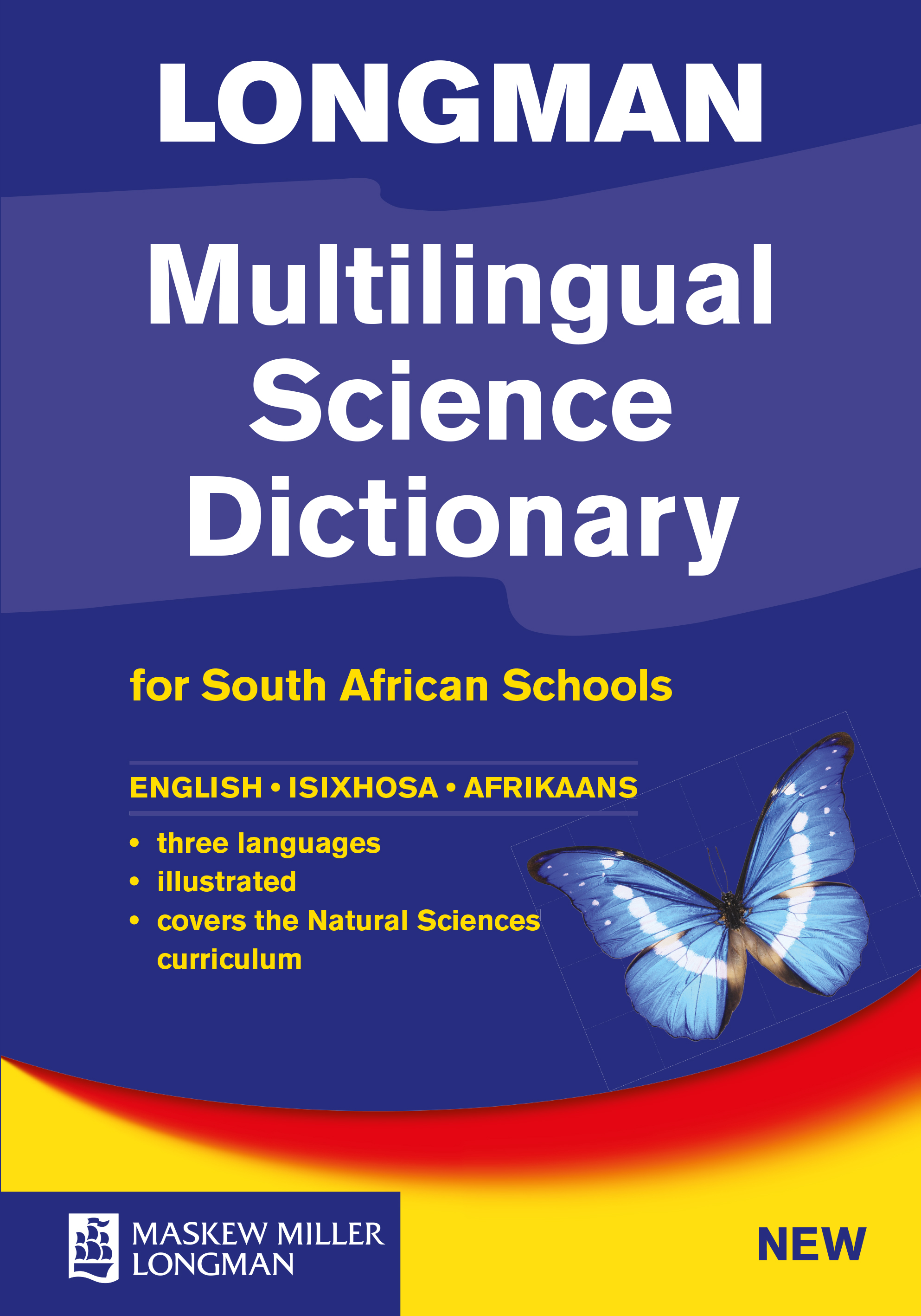 Picture of Longman multilingual science dictionary for South African schools: Gr 4 - 9