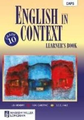 Picture of English in context