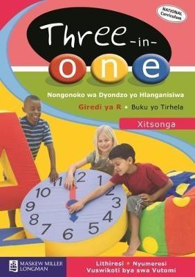Picture of Three-in-One Nongonoko wa Dyondza yo Hlanganisiwa: Giredi ya R: Buku yo Tirhela (NCS)