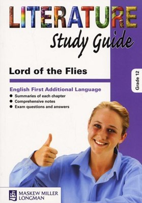Picture of Lord of the flies: Gr 12: Studiegids