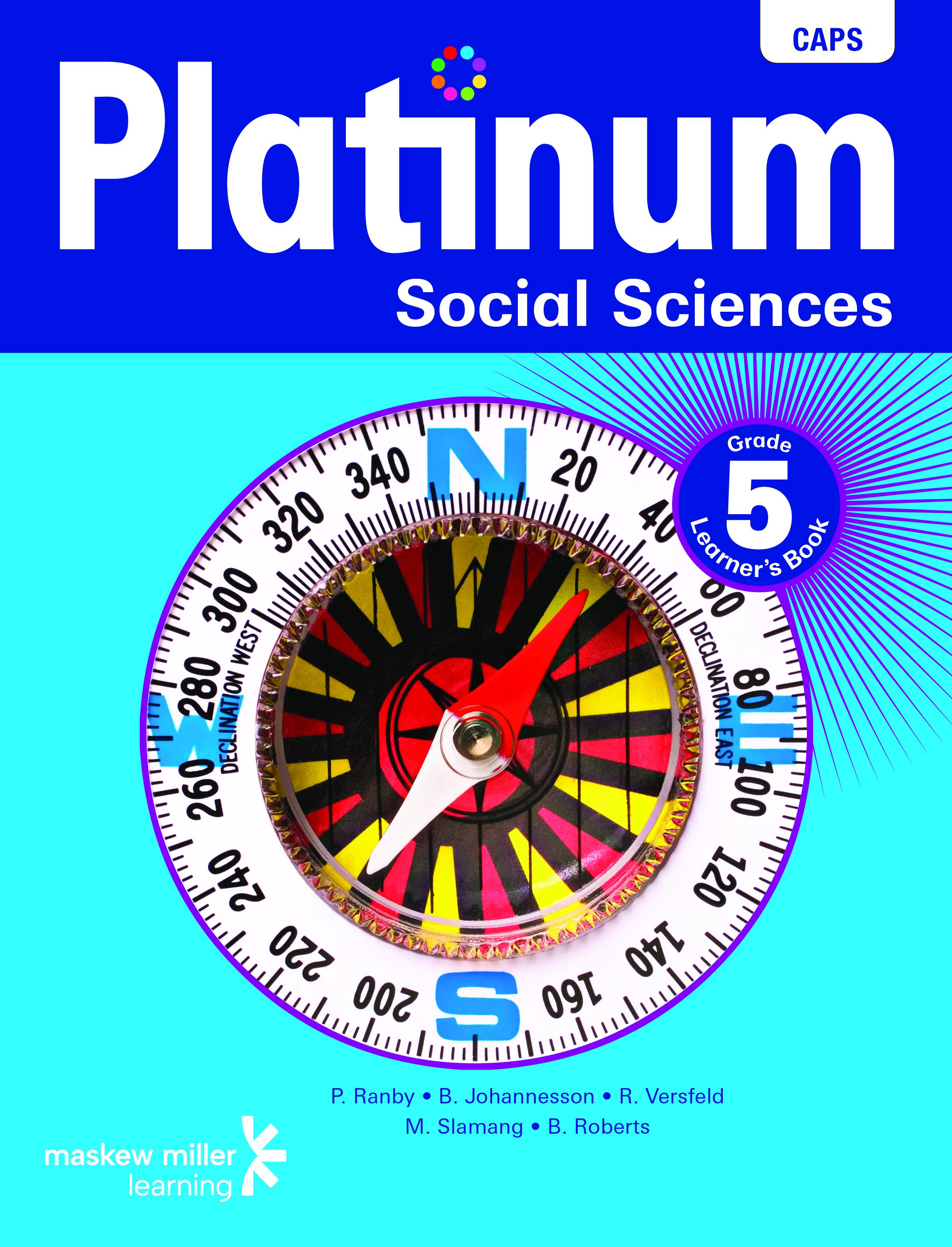 Picture of Platinum social sciences CAPS