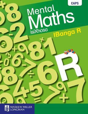 Picture of Mental Maths : Ibanga R : Incwadi Yokusebenzela