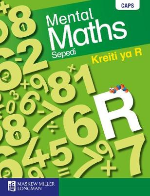 Picture of Mental maths: Gr R: Learner's book