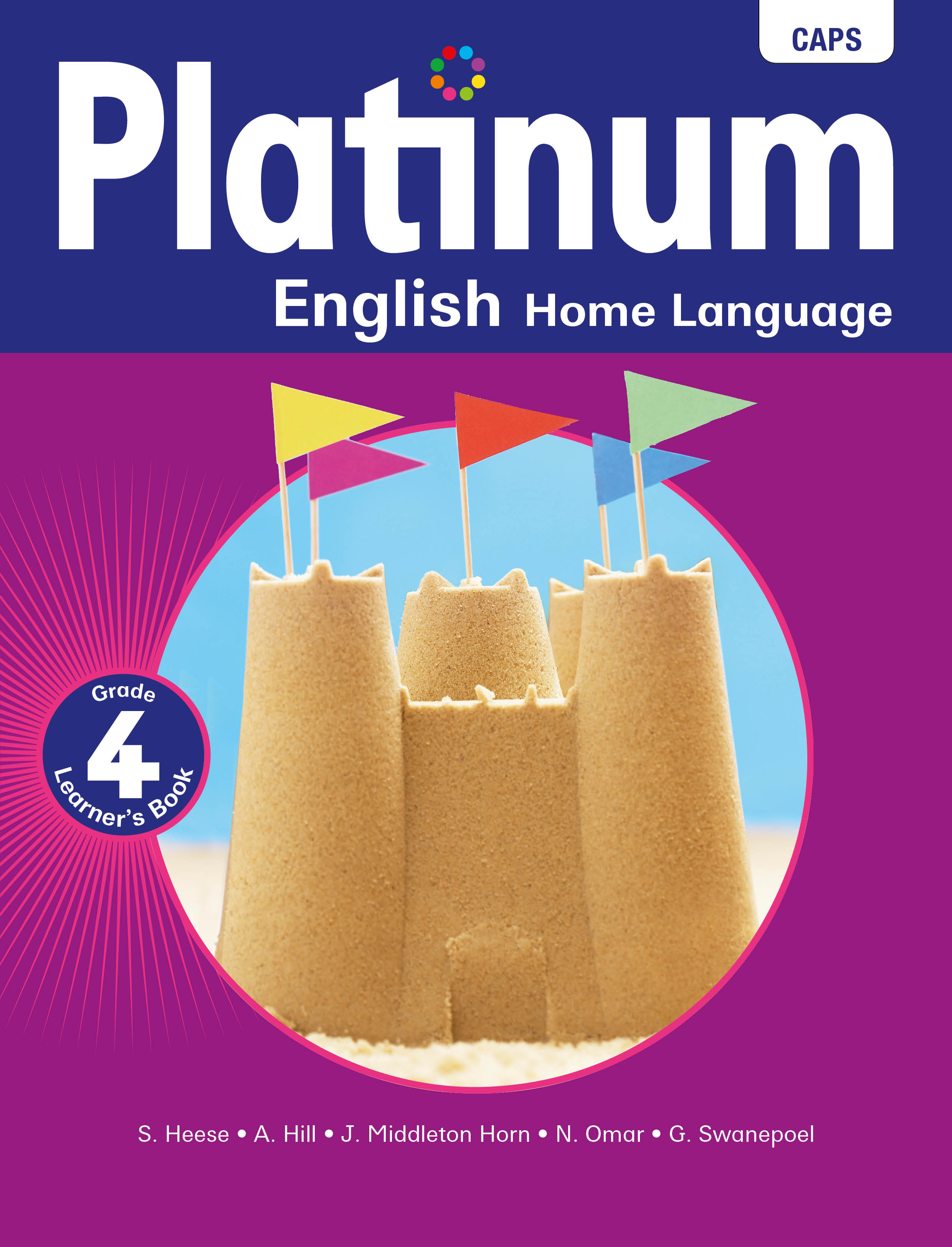Picture of Platinum English CAPS