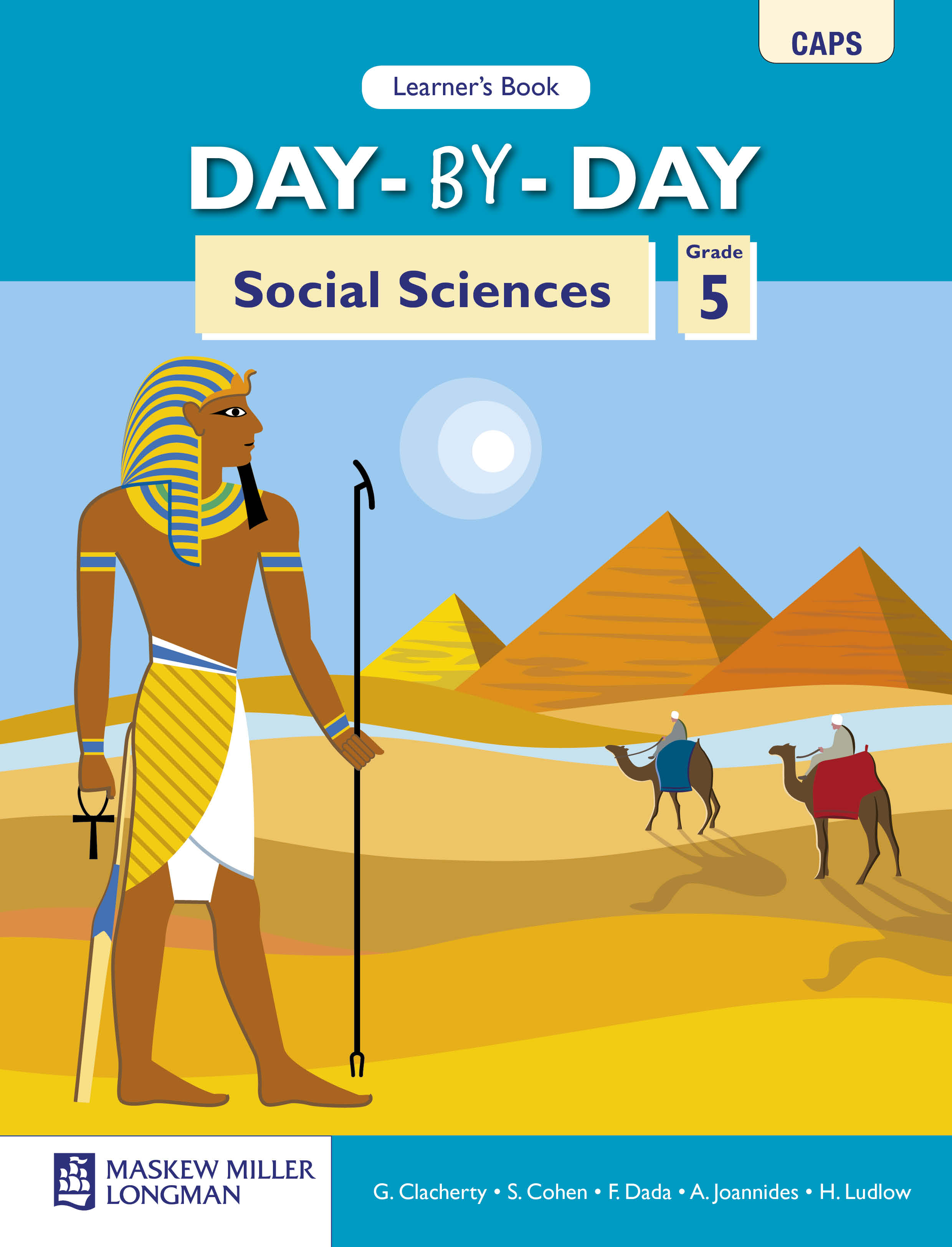 Picture of Day-by-day social sciences CAPS: Gr 5: Learner's book