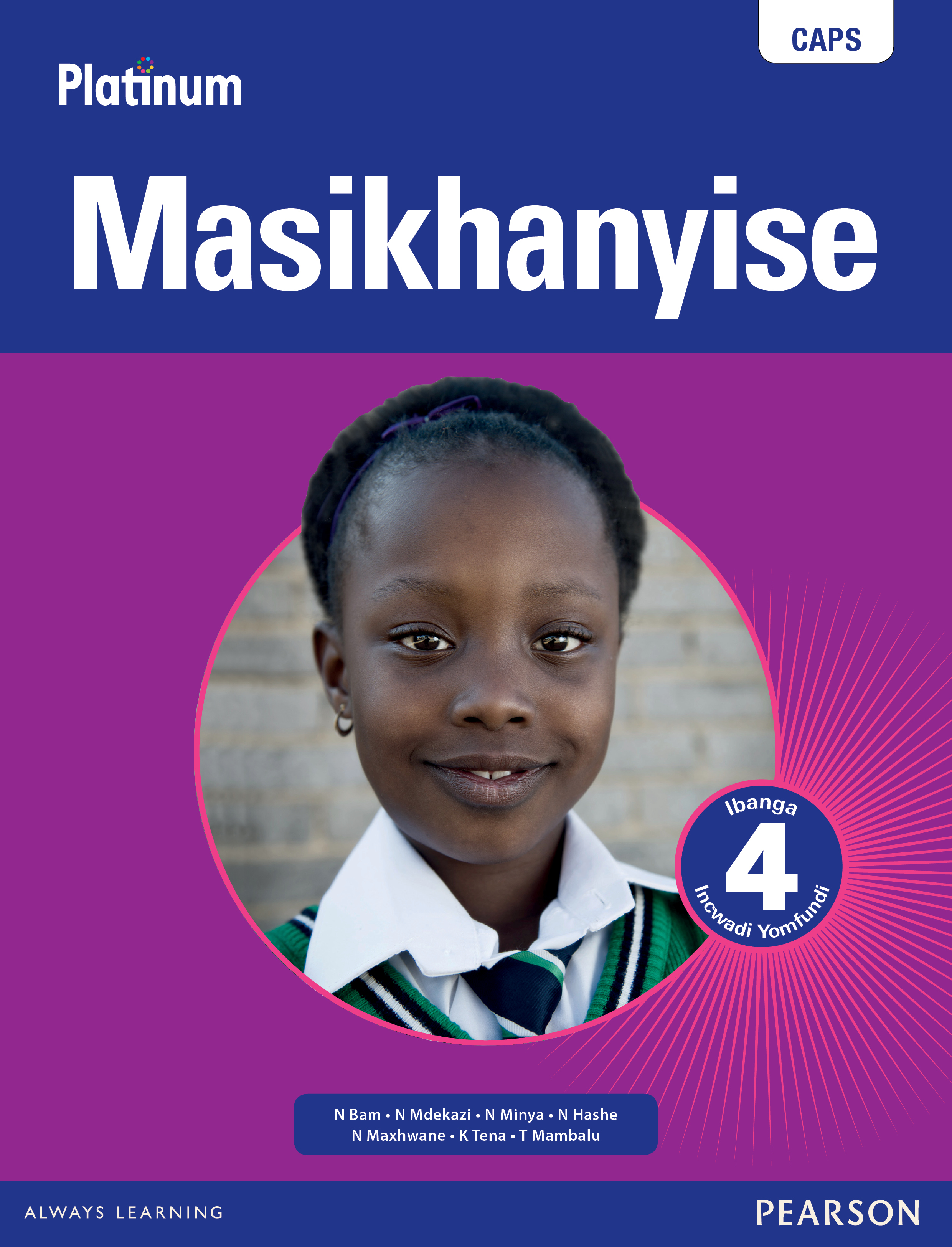 Picture of Platinum masikhanyise CAPS: Gr 4: Learner's book