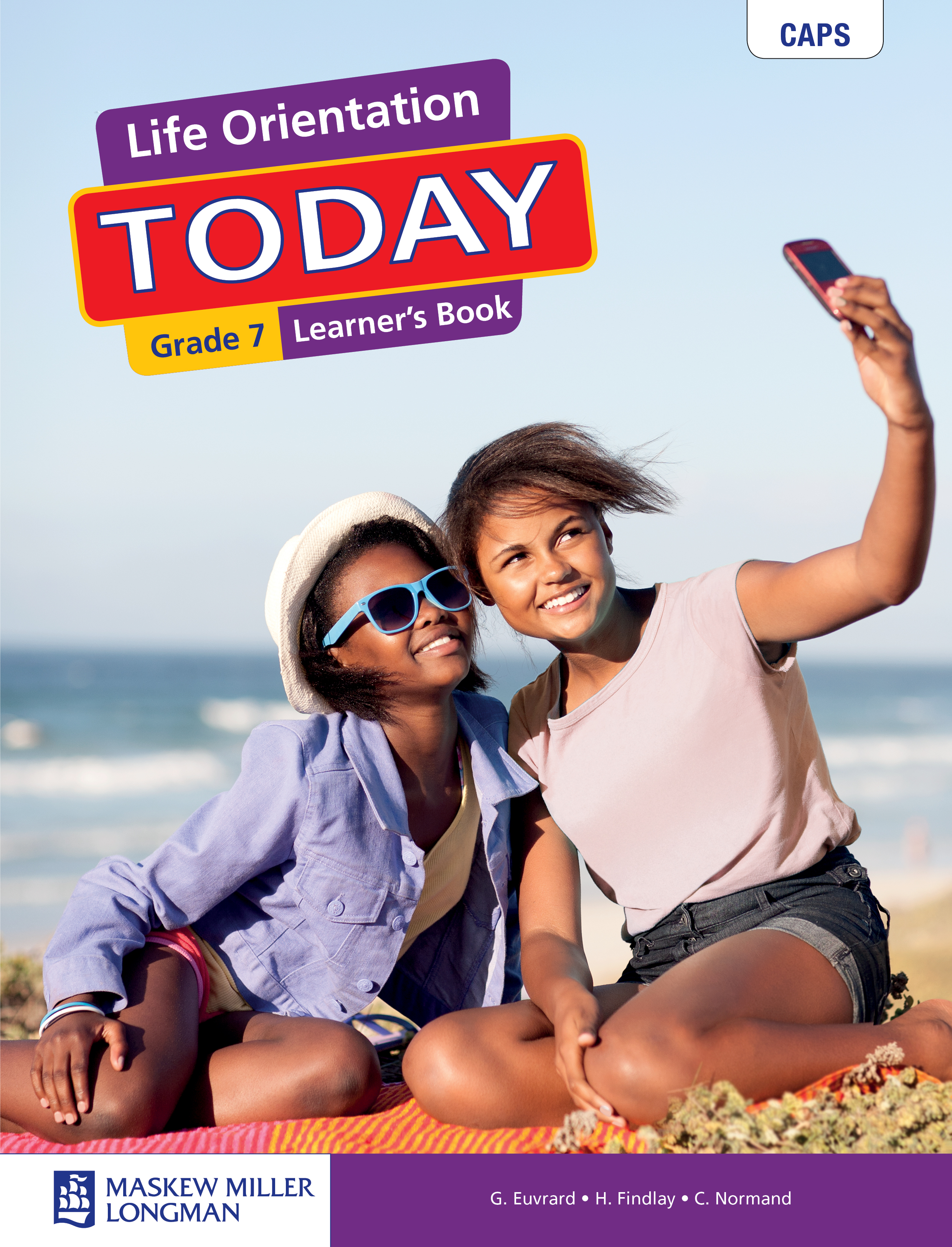 Picture of Life Orientation Today: Grade 7: Learner's Book