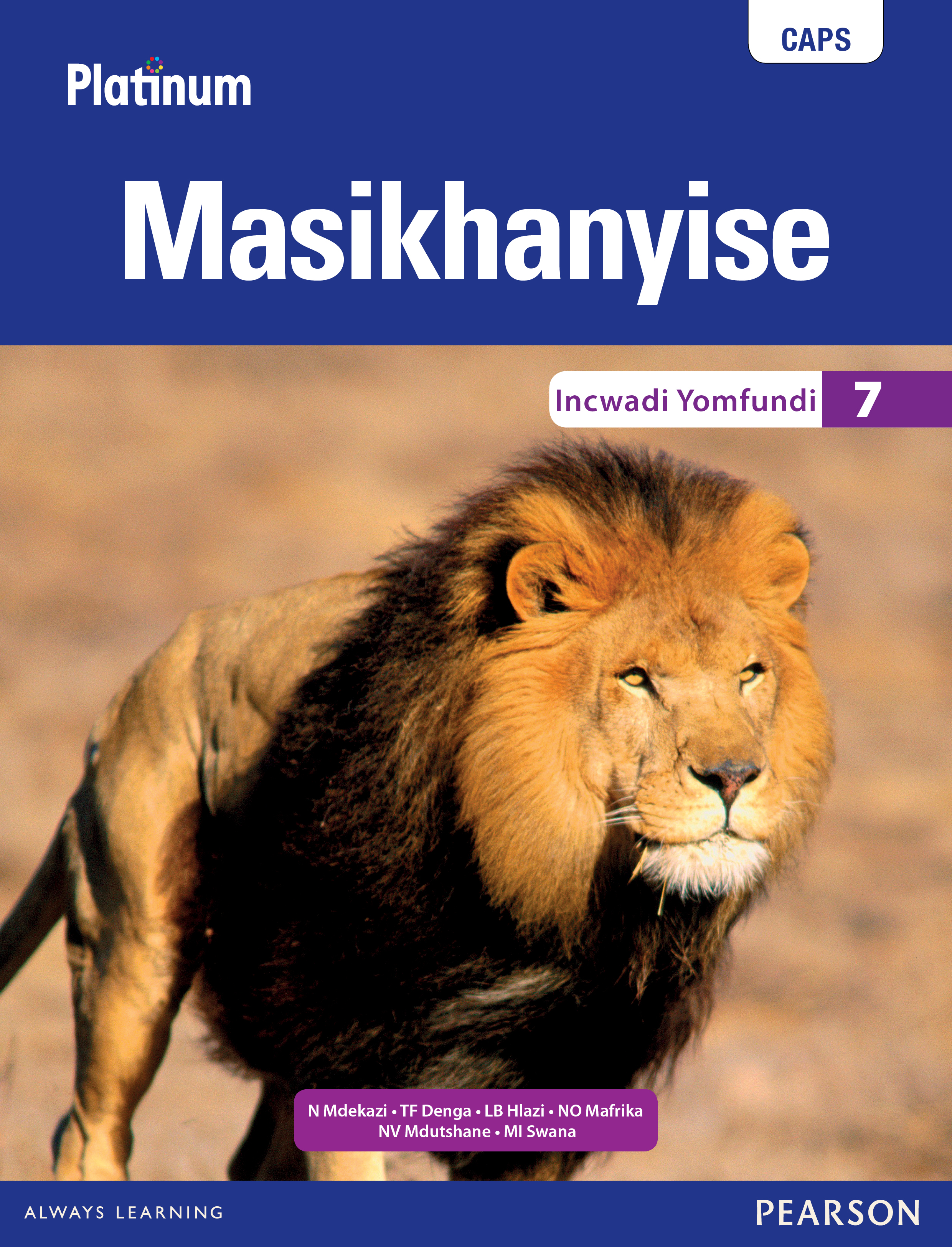 Picture of Platinum Masikhanyise: Grade 7: Learner's book