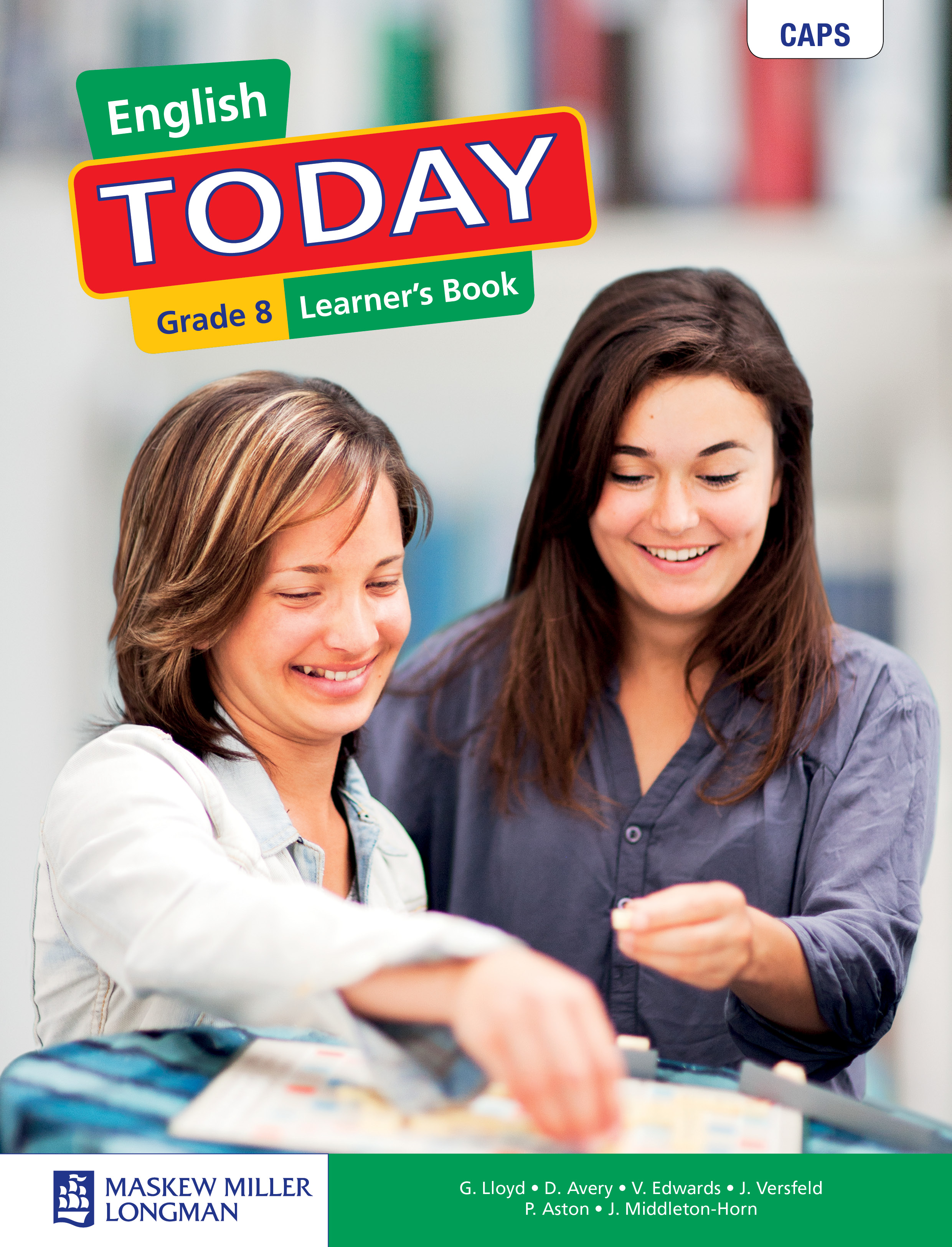 Picture of English Today First Additional Language: Grade 8: Learner's Book