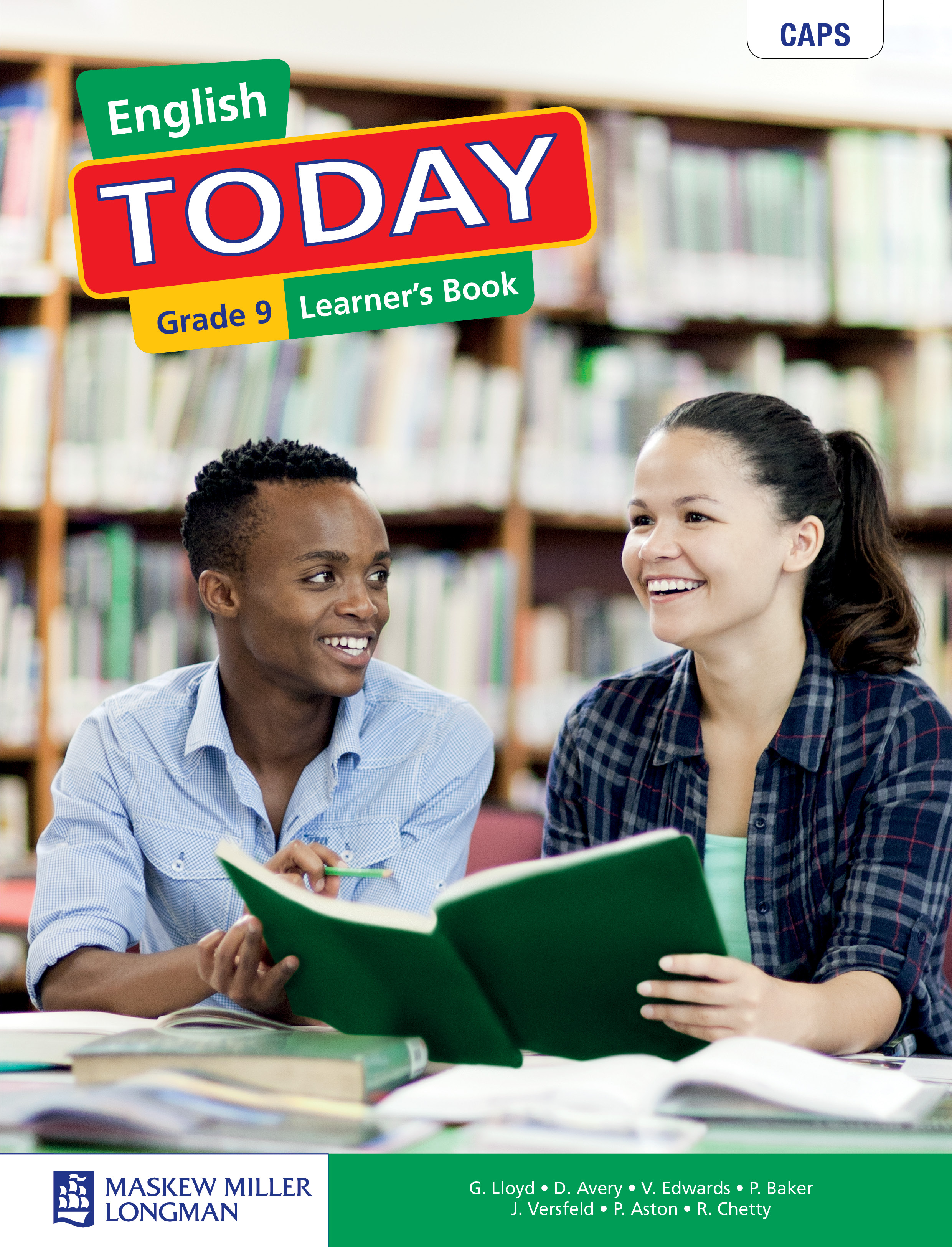 Picture of English Today First Additional Language: Grade 9: Learner's Book