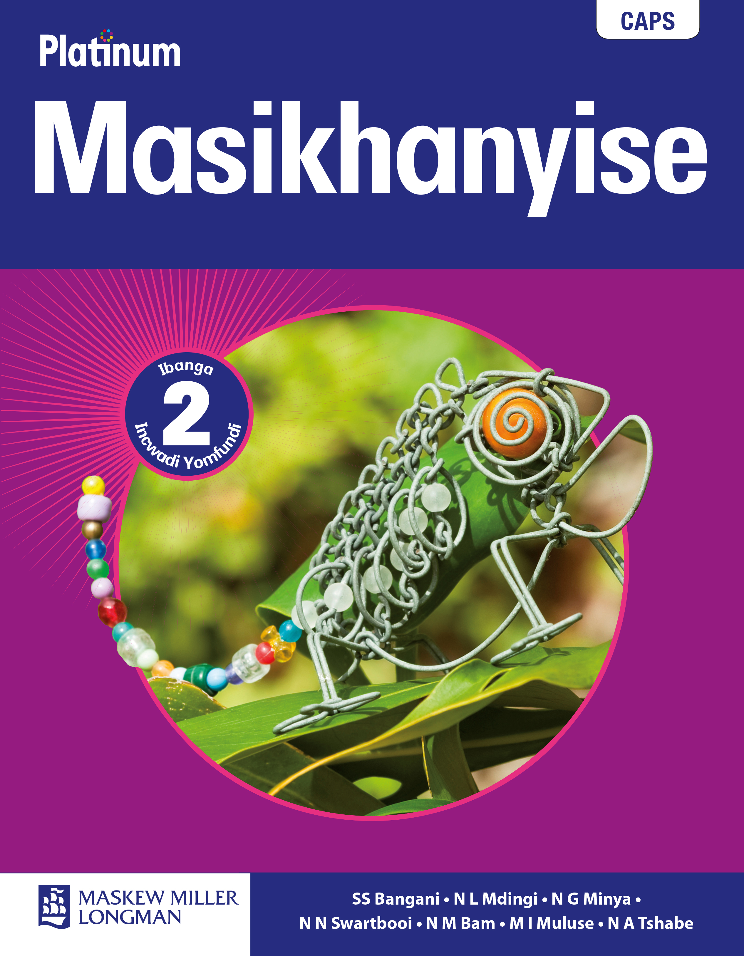 Picture of Platinum masikhanyise: Gr 2: Learner's book : Home language