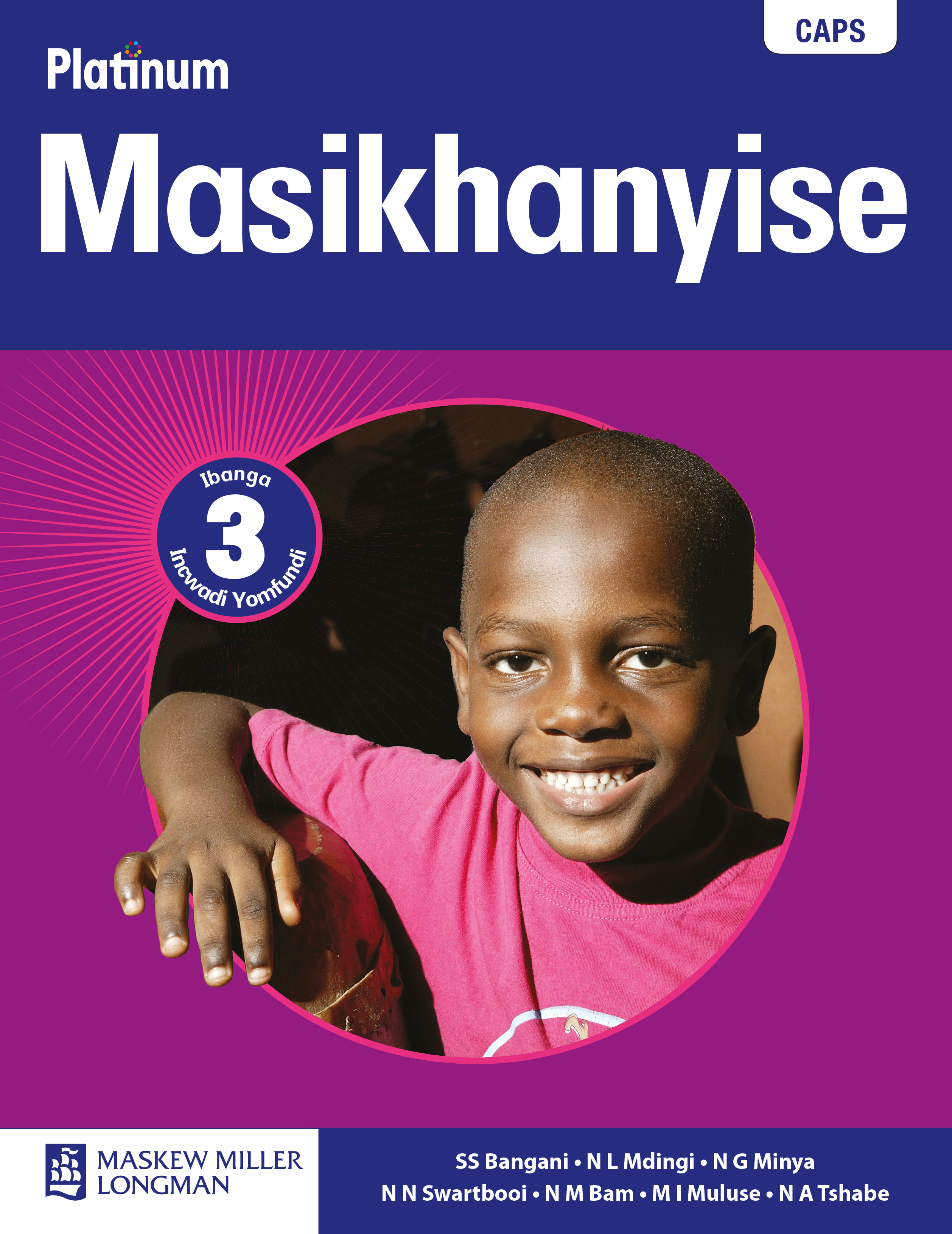 Picture of Platinum masikhanyise: Gr 3: Learner's book : Home language
