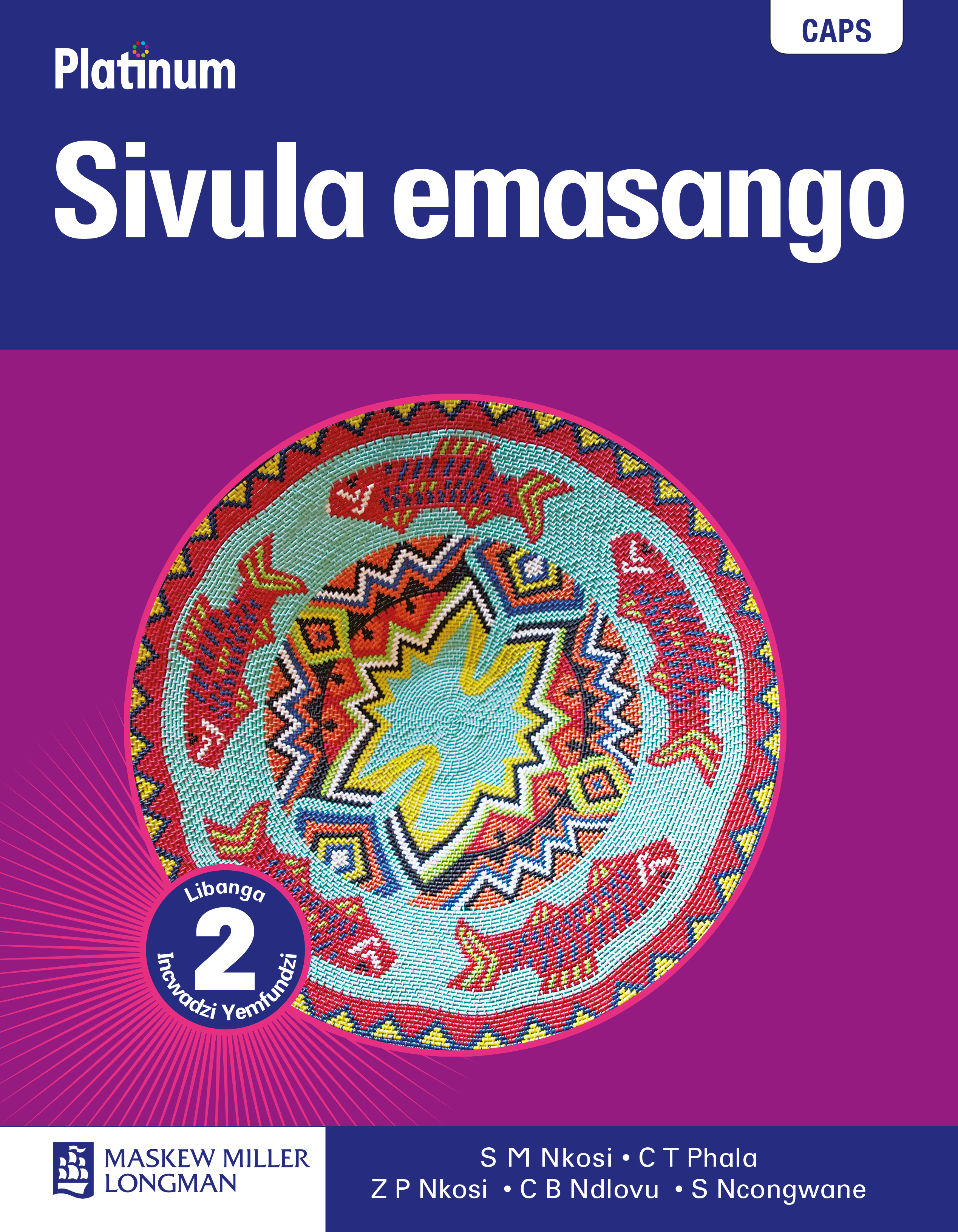 Picture of Platinum sivula emasango: Gr 2: Learner's book : Home language