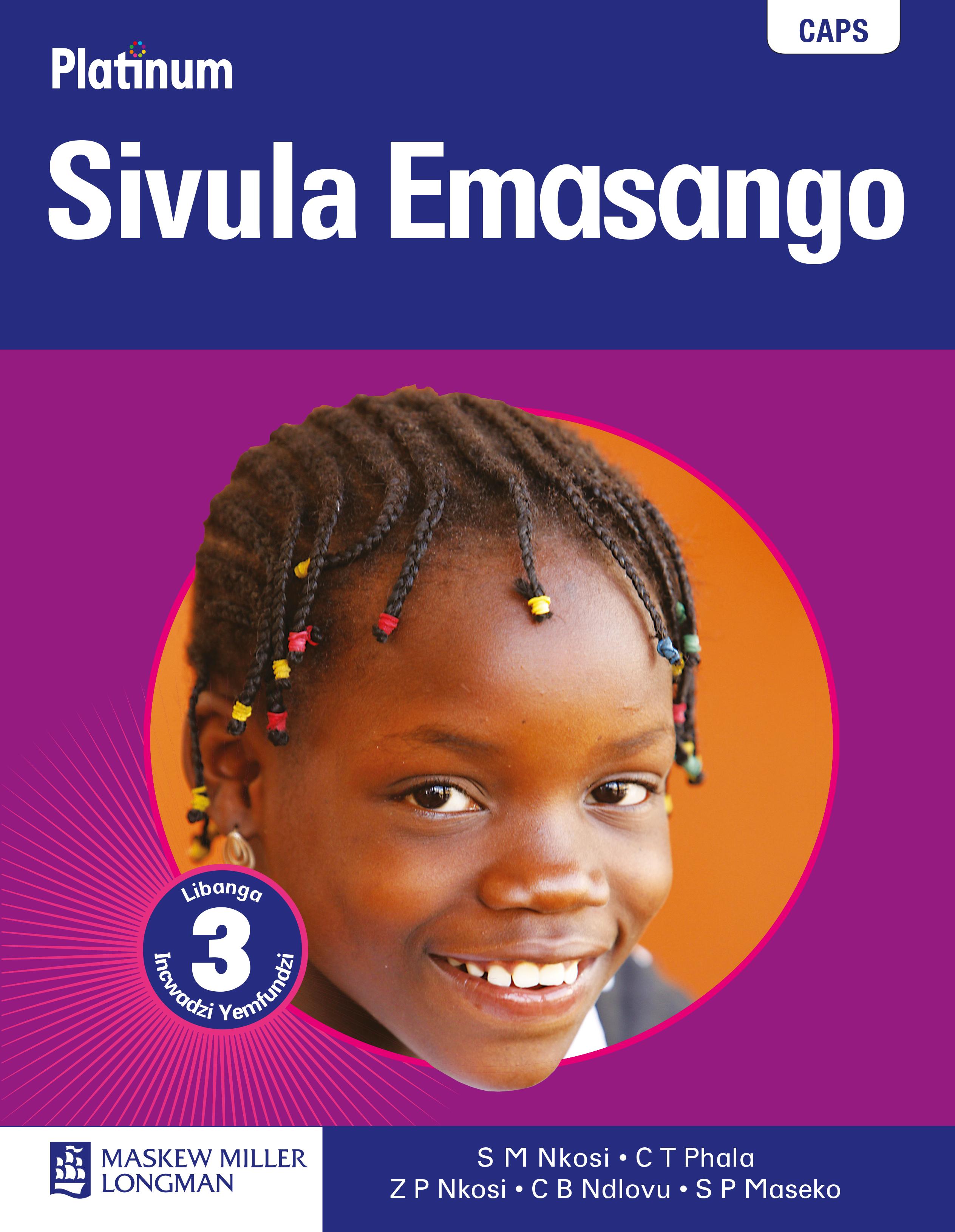 Picture of Platinum sivula emasango: Gr 3: Learner's book : Home language