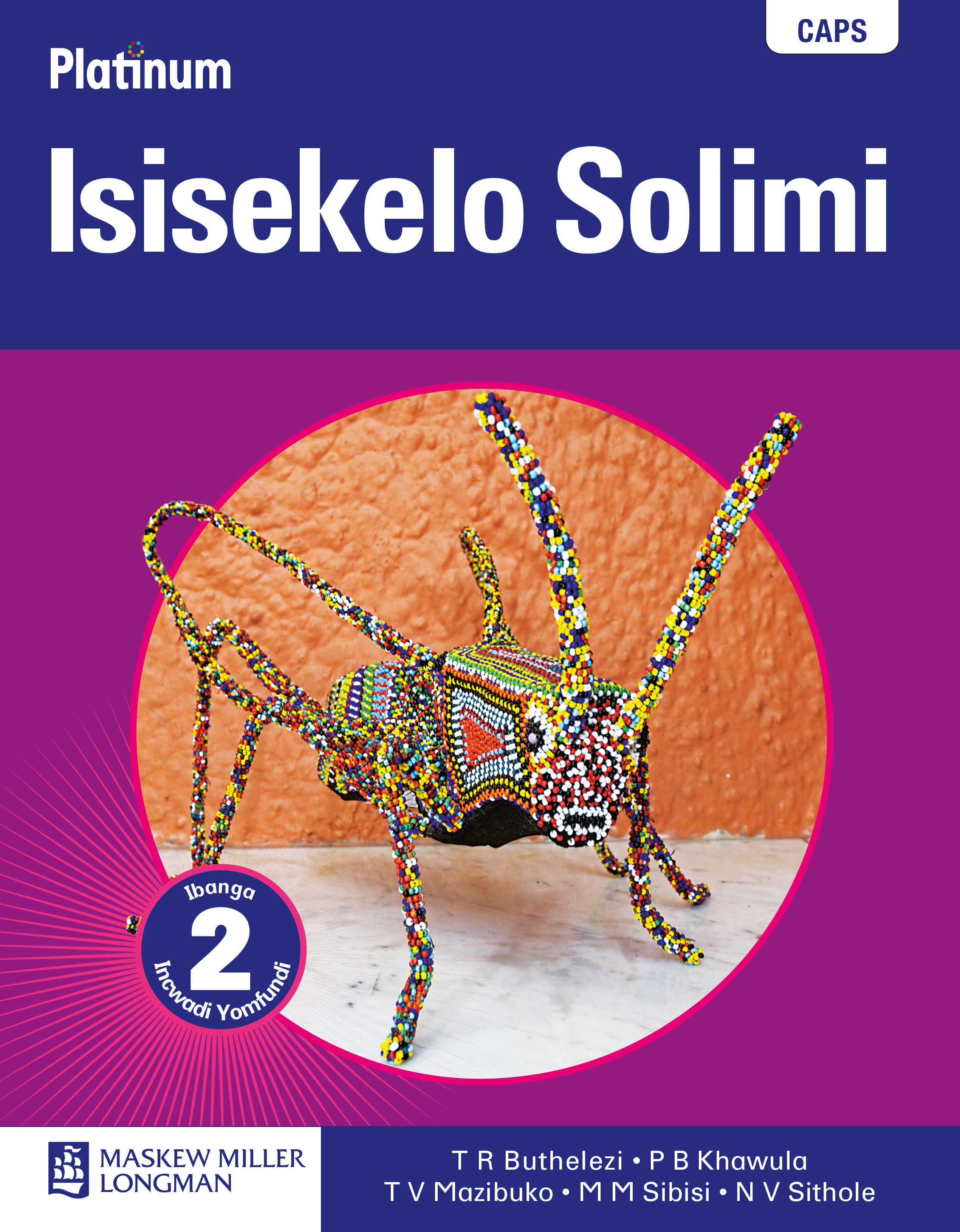 Picture of Platinum isisekelo solimi: Gr 2: Learner's book : Home language
