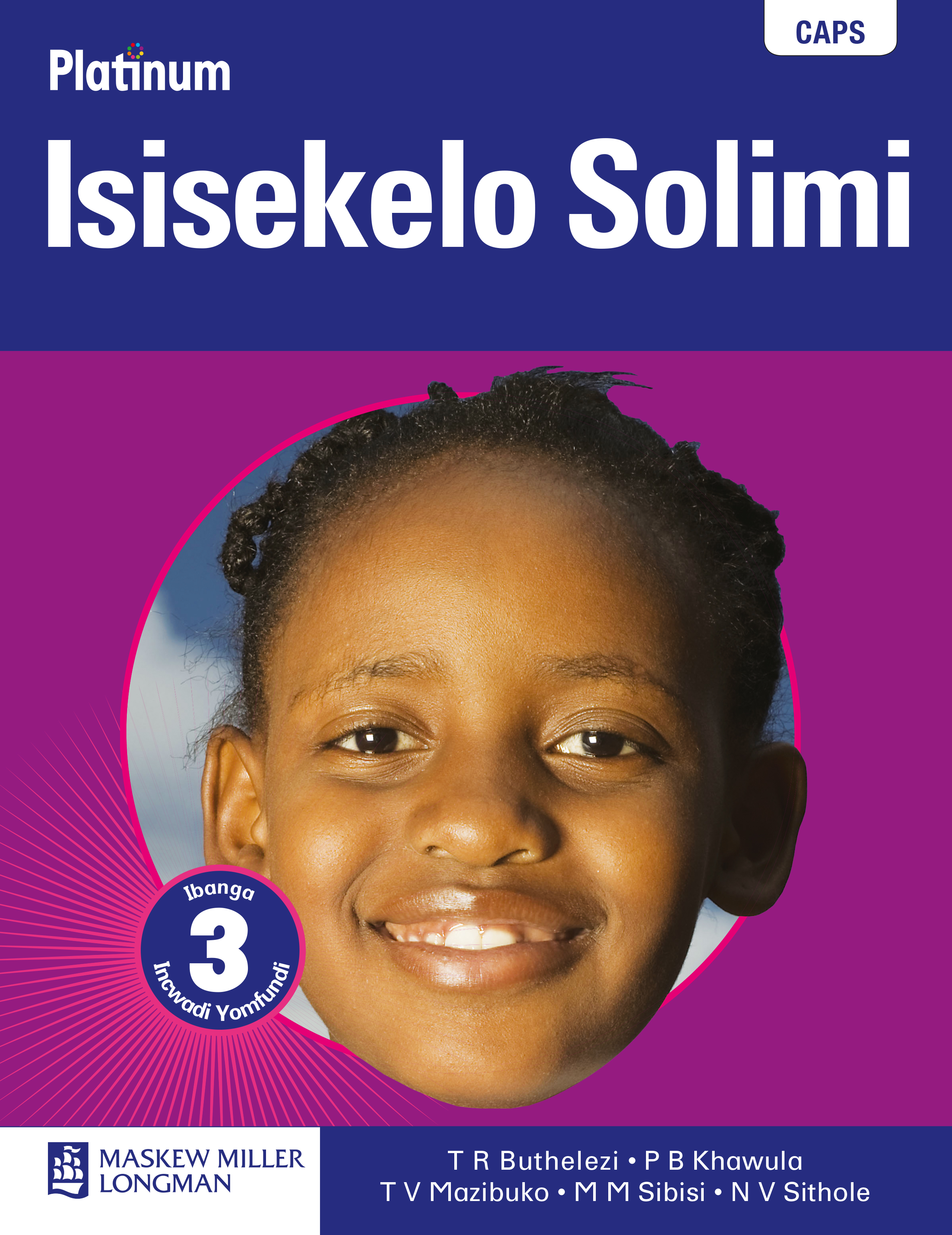 Picture of Platinum isisekelo solimi: Gr 3: Learner's book : Home language