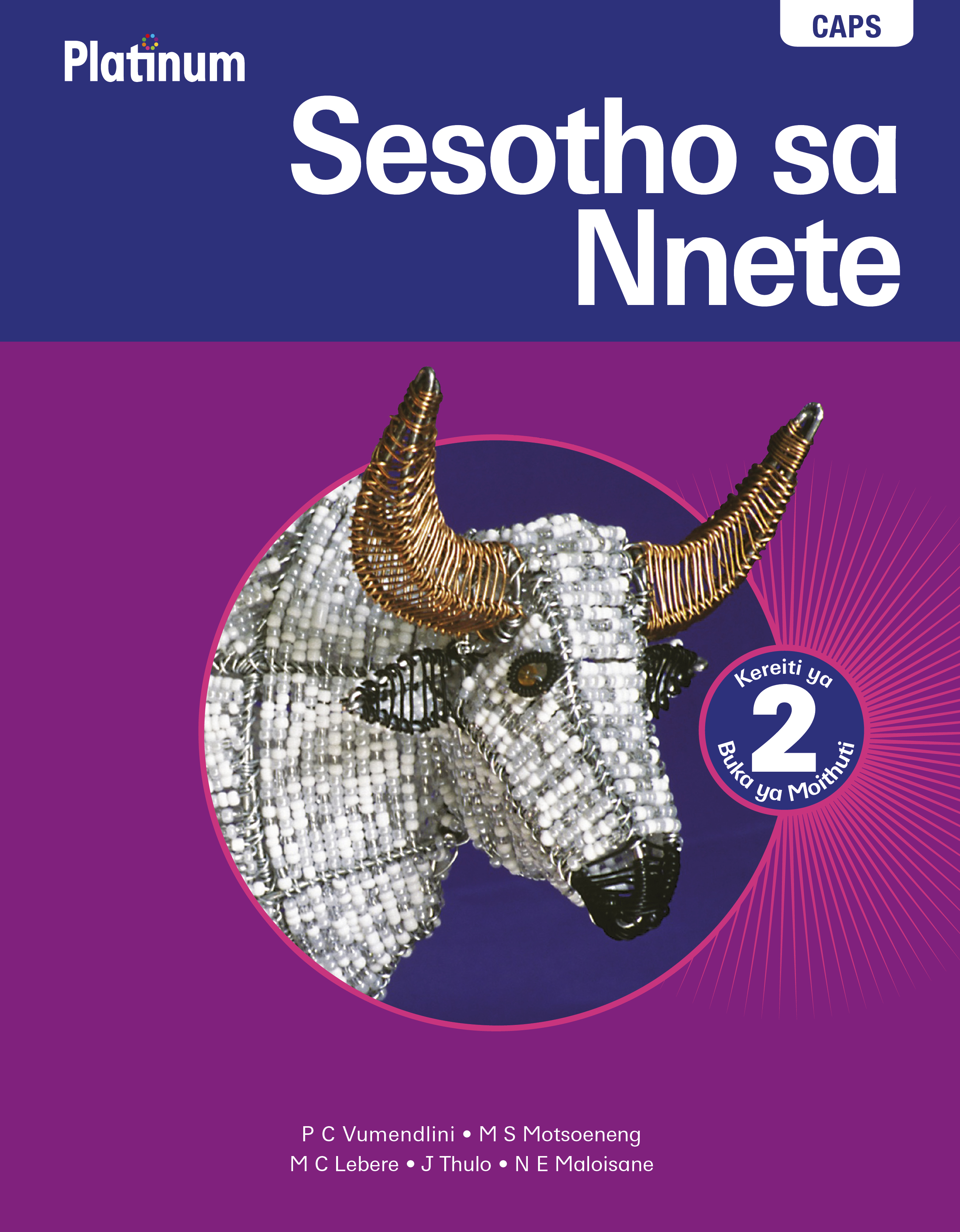Picture of Platinum sesotho sa nnete: Gr 2: Learner's book : Home language