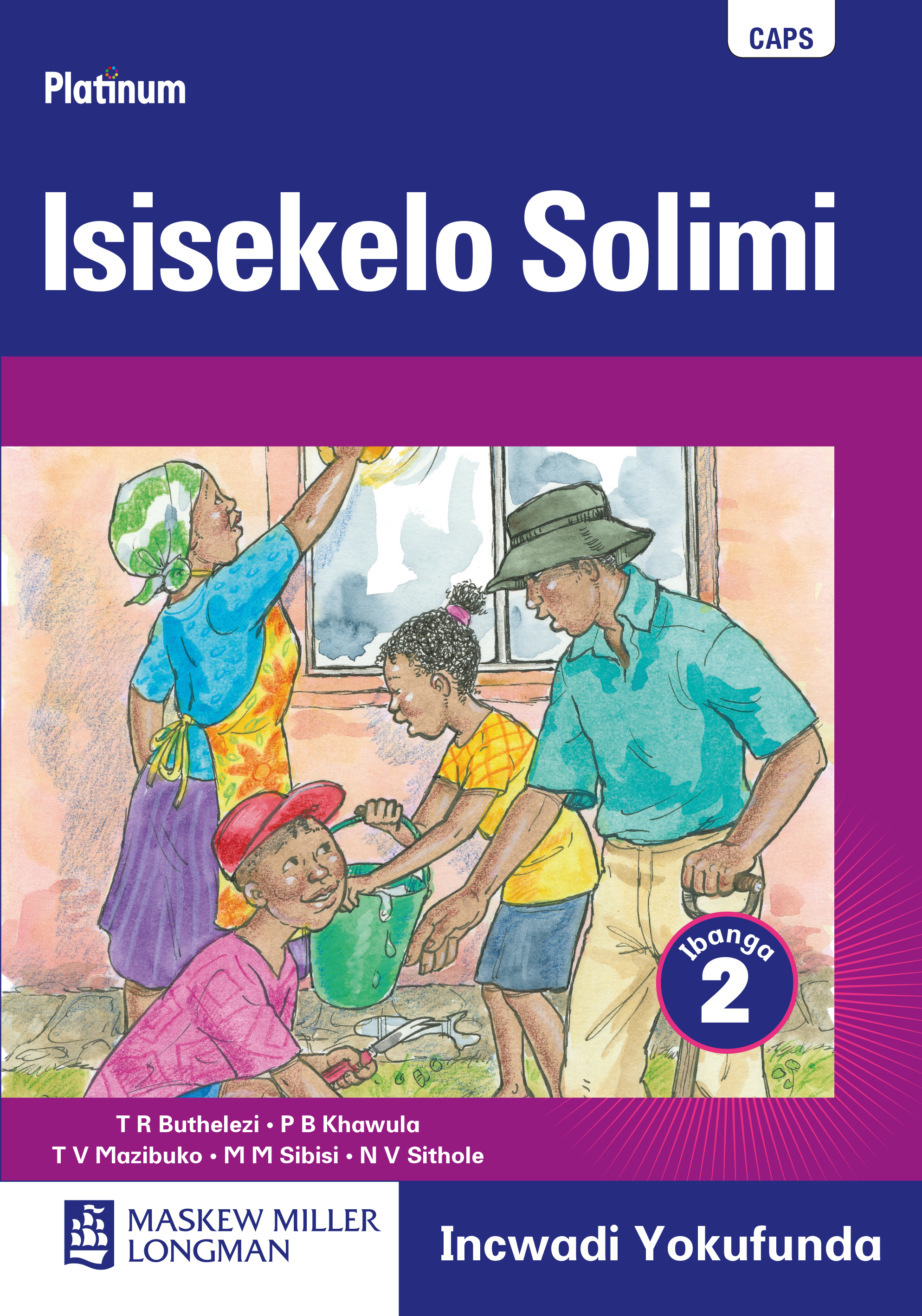 Picture of Platinum isisekelo solimi