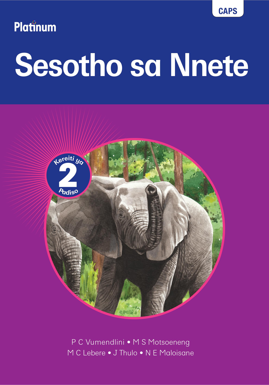 Picture of Platinum sesotho sa nnete : Gr 2: Reader