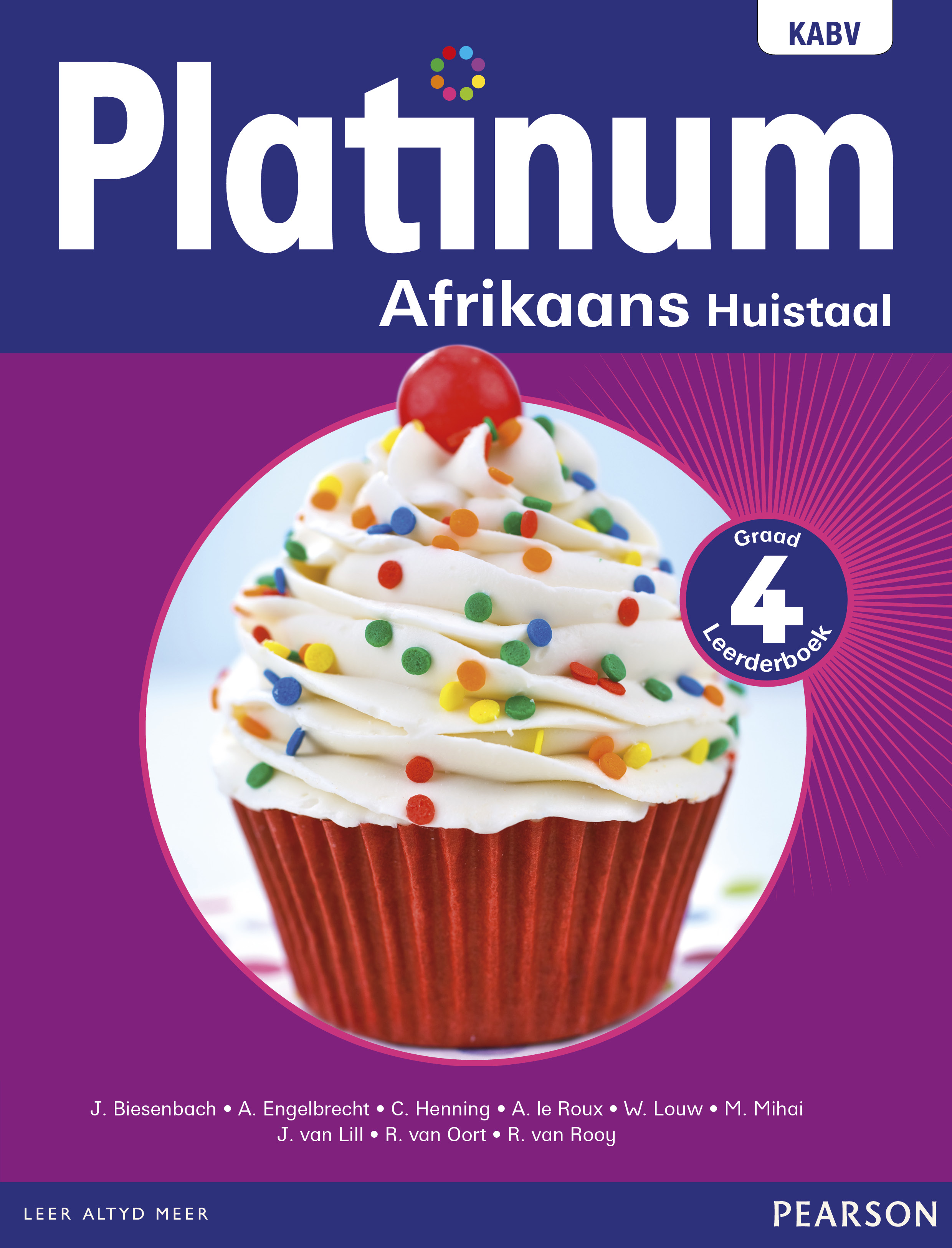 Picture of Platinum Afrikaans NKABV