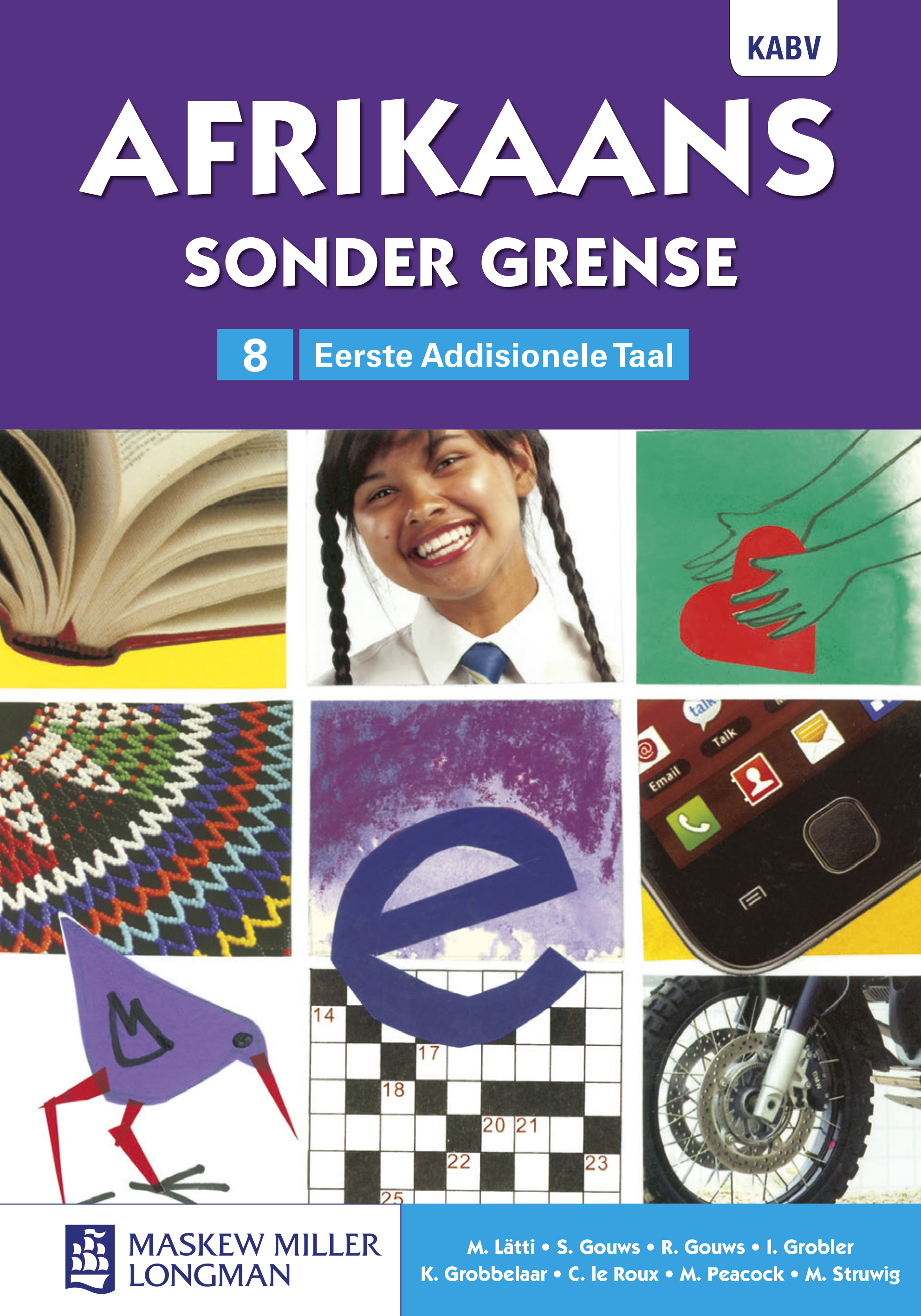 Picture of Afrikaans sonder grense KABV
