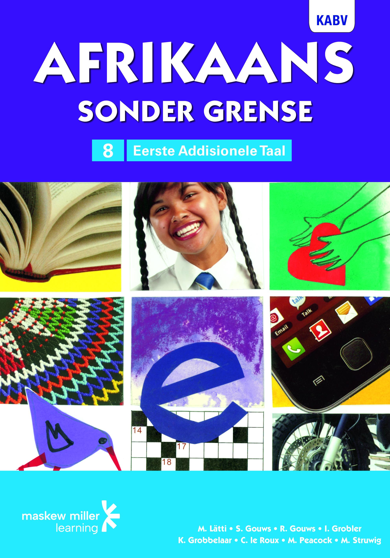 Picture of Afrikaans sonder grense KABV