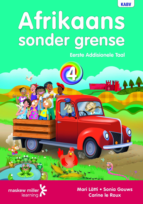 Picture of Afrikaans sonder grense: Gr 4: Leerderboek : Eerste addisionele taal
