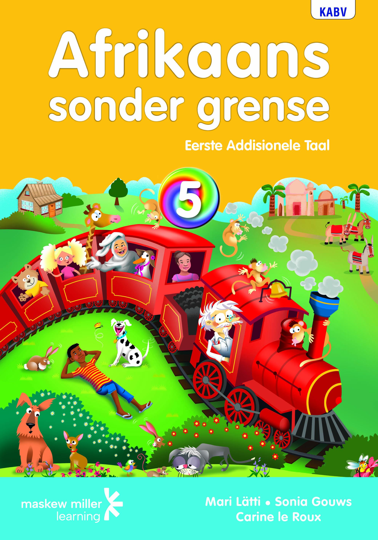 Picture of Afrikaans sonder grense eerste addisionele taal: Graad 5: Leerderboek