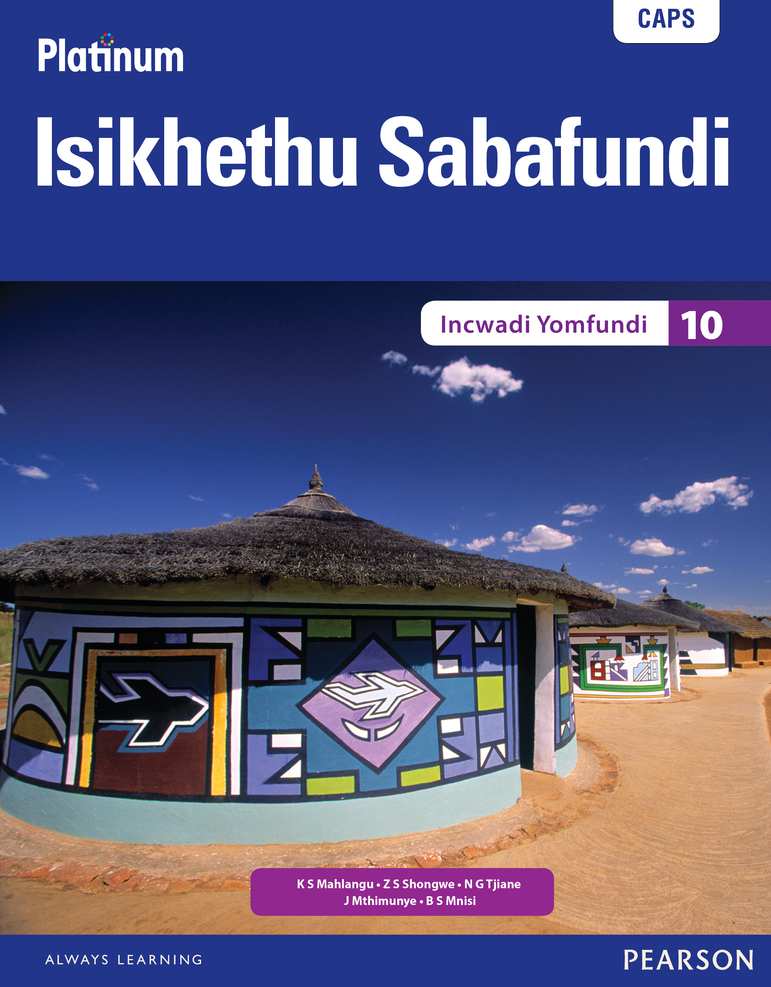 Picture of Platinum isikhethu sabafundi: Gr 10: Textbook