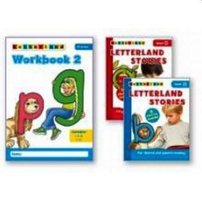 Picture of Letterland phonics programme: Gr 1 - 2: Learner's pack : Home language