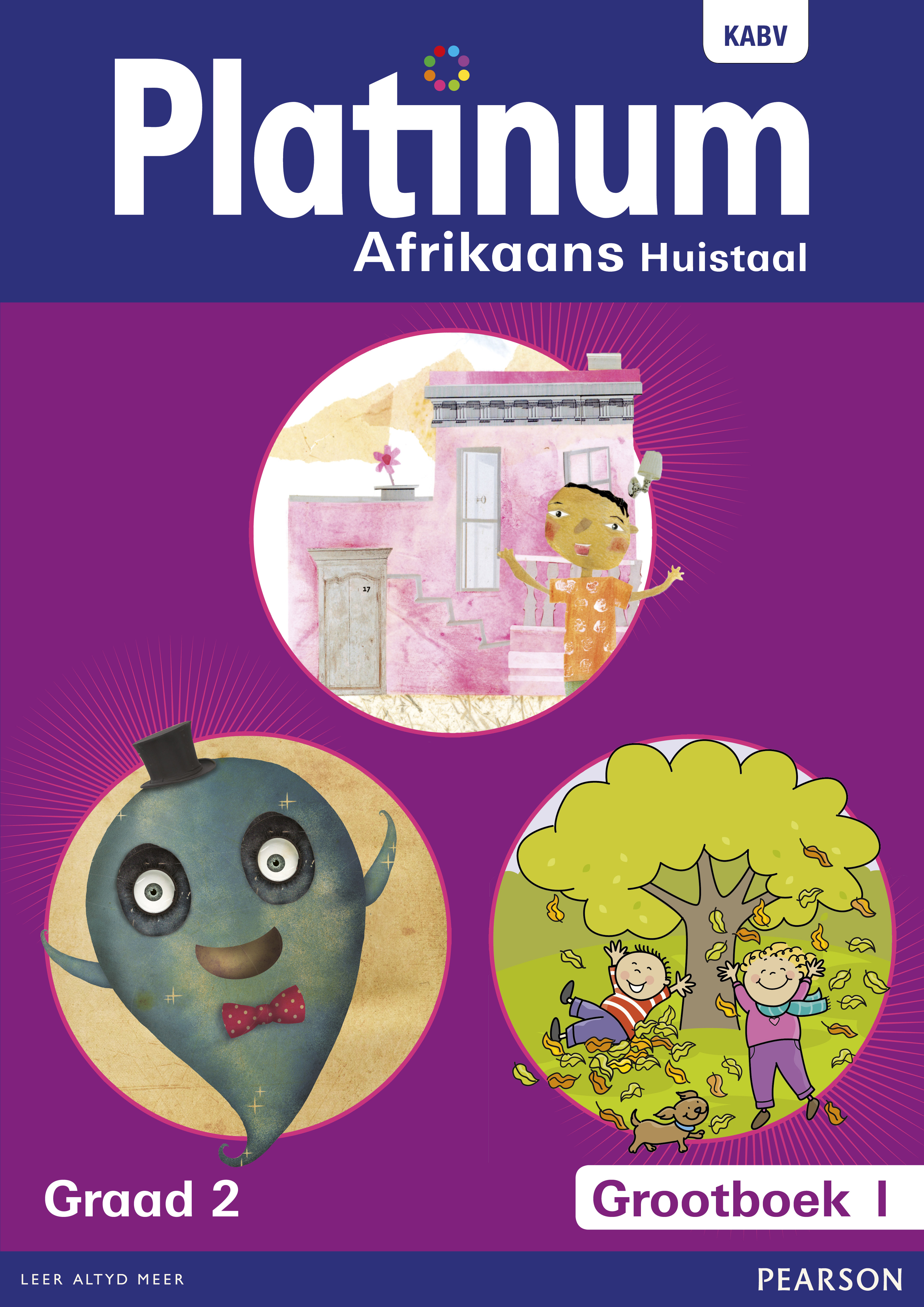 Picture of Platinum Afrikaans