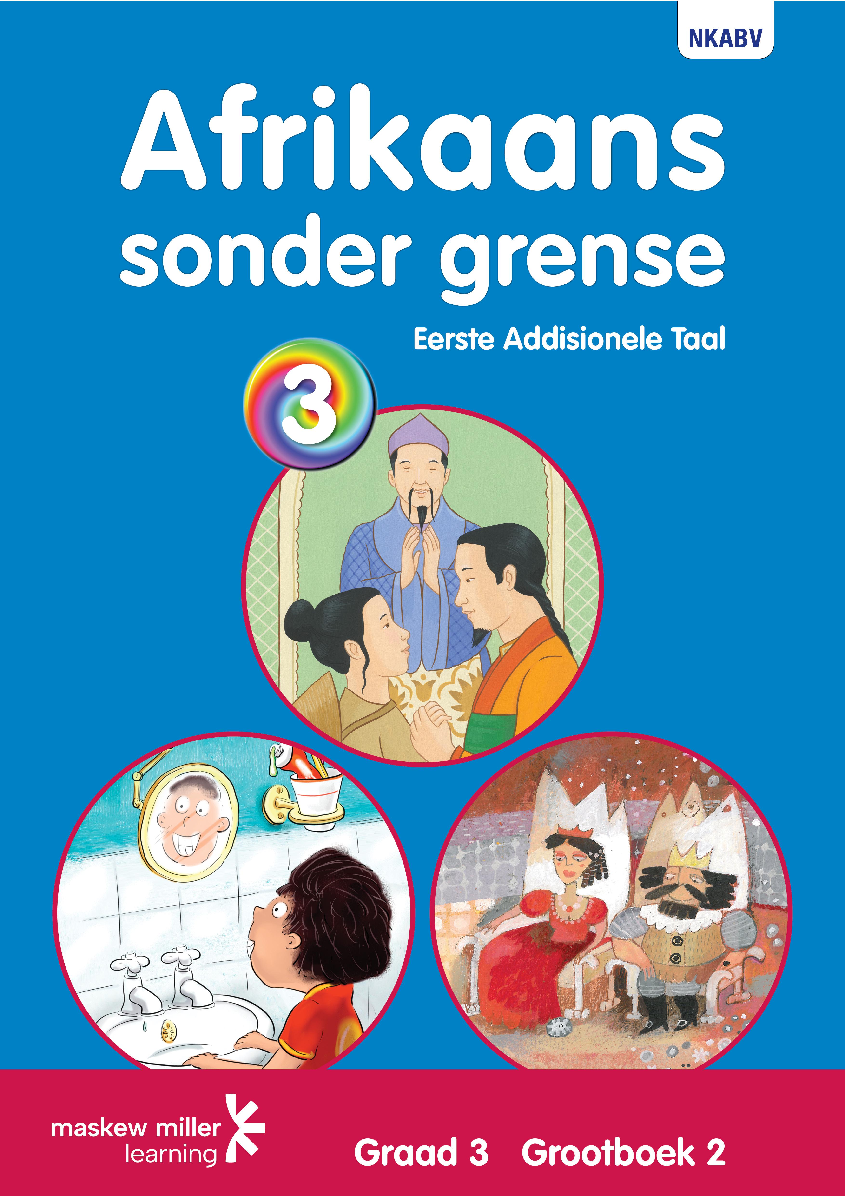 Picture of Afrikaans sonder grense: Gr 3: Grootboek 2 : Eerste addisionele taal