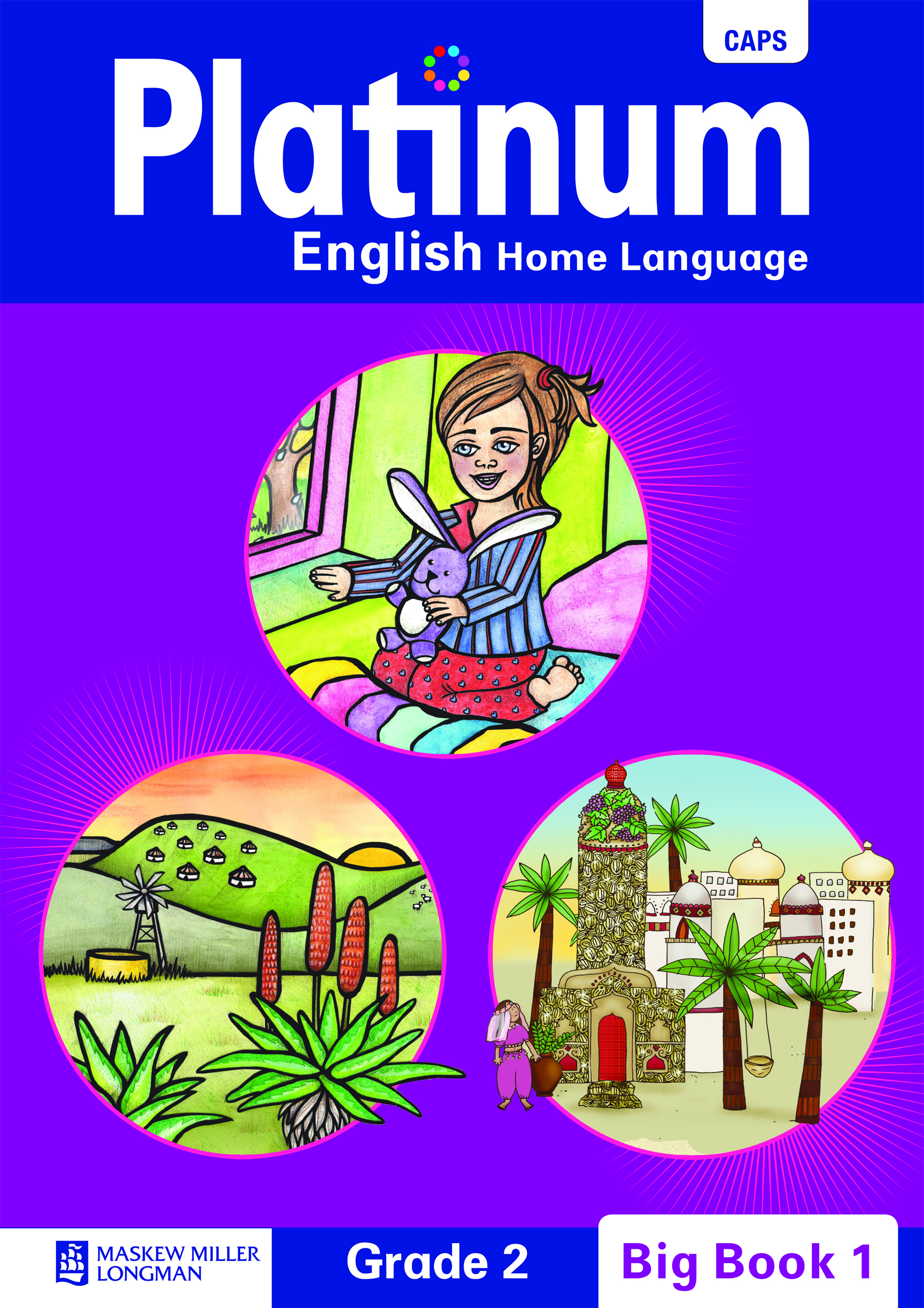Picture of Platinum English : Gr 2: Big book 1 : Home language