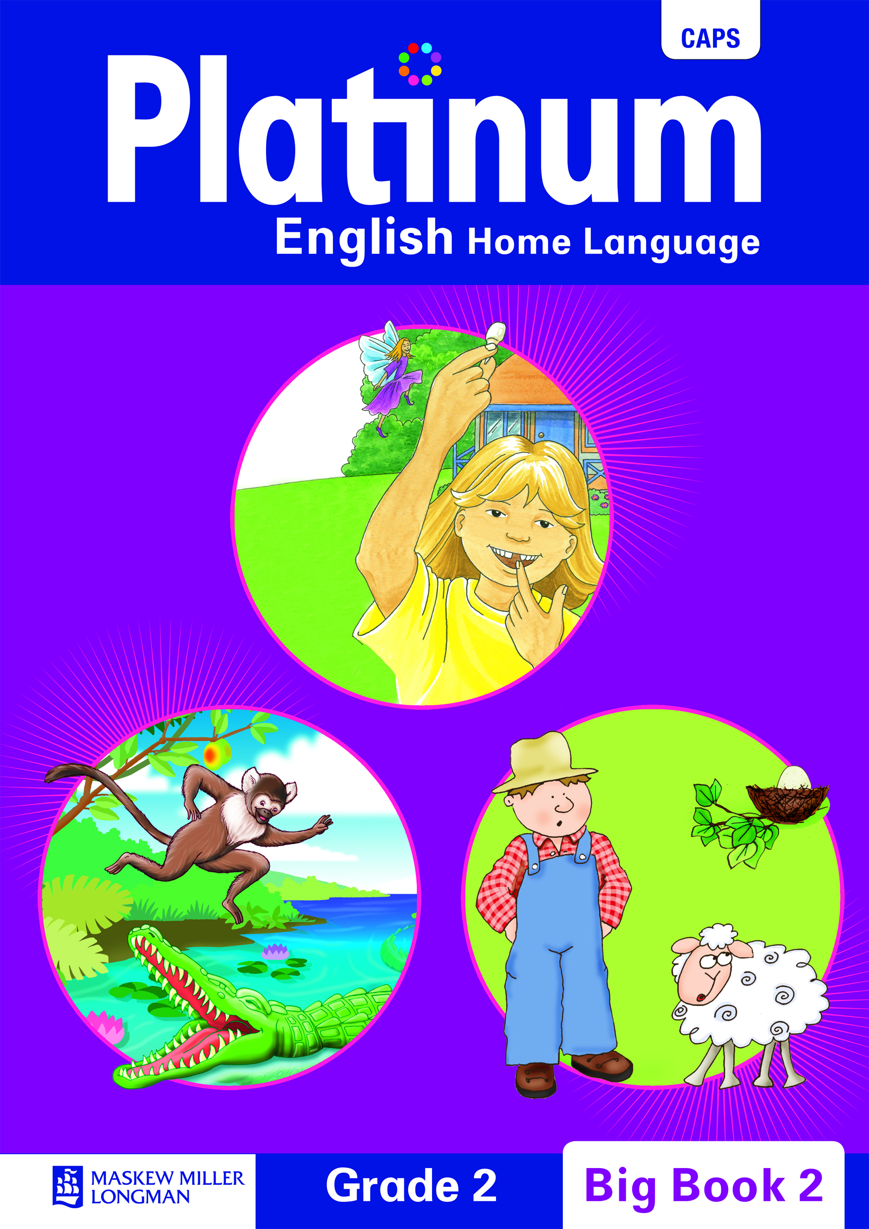 Picture of Platinum English : Gr 2: Big book 2  : Home language