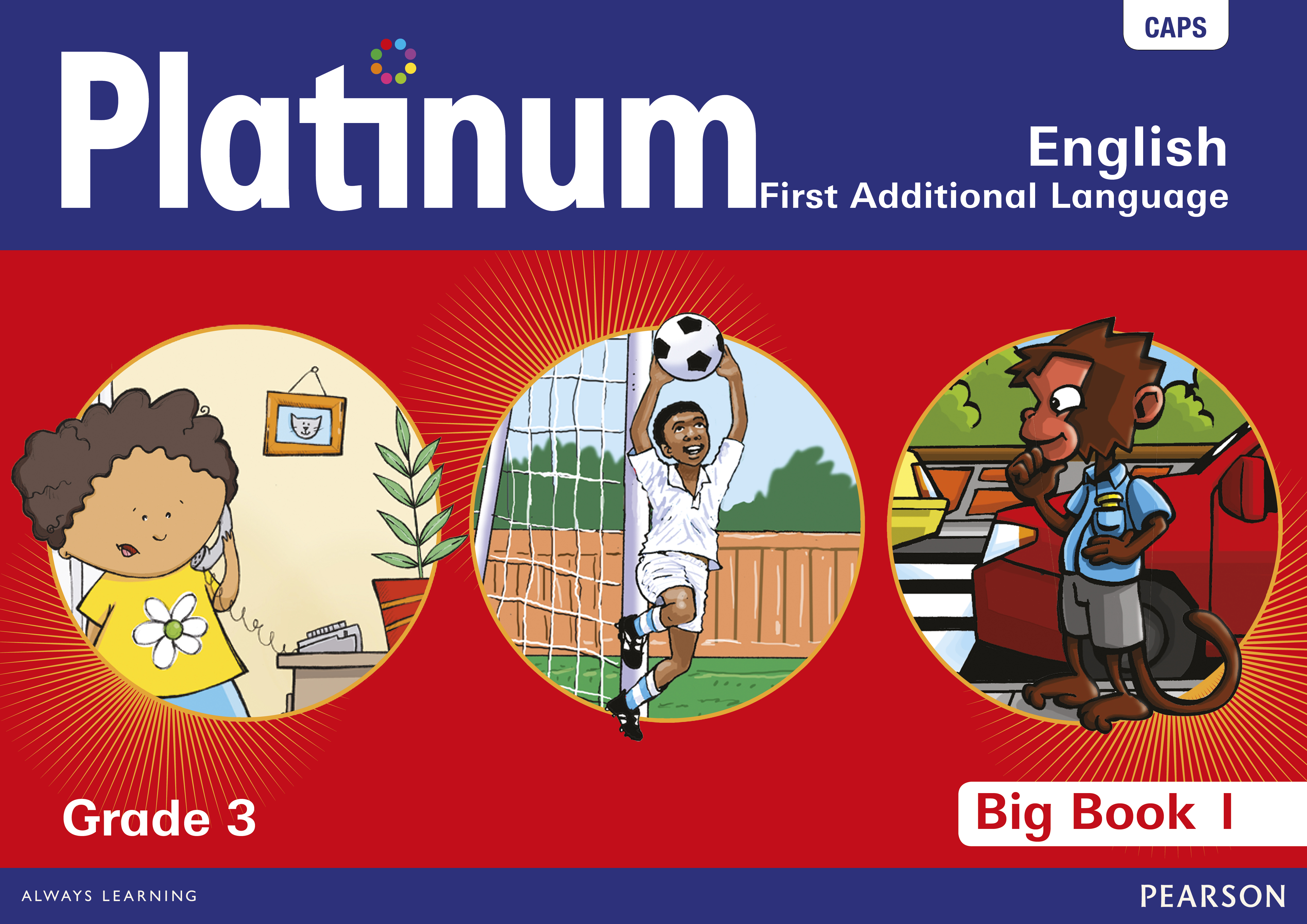 Picture of Platinum English first additional language: Grade 3: Grade 3: Big book 1