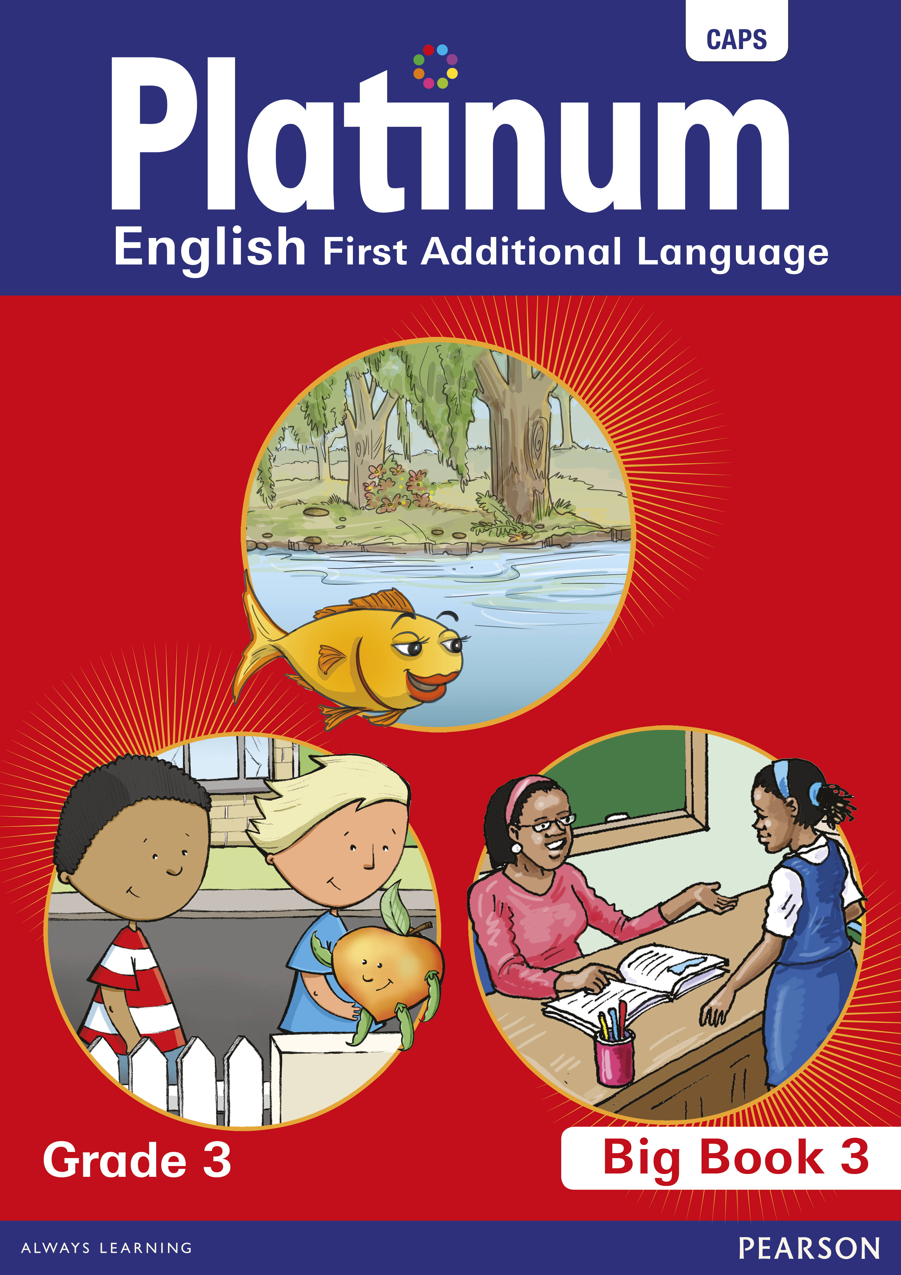 Picture of Platinum English : Gr 3: Big book 3 : First additional language