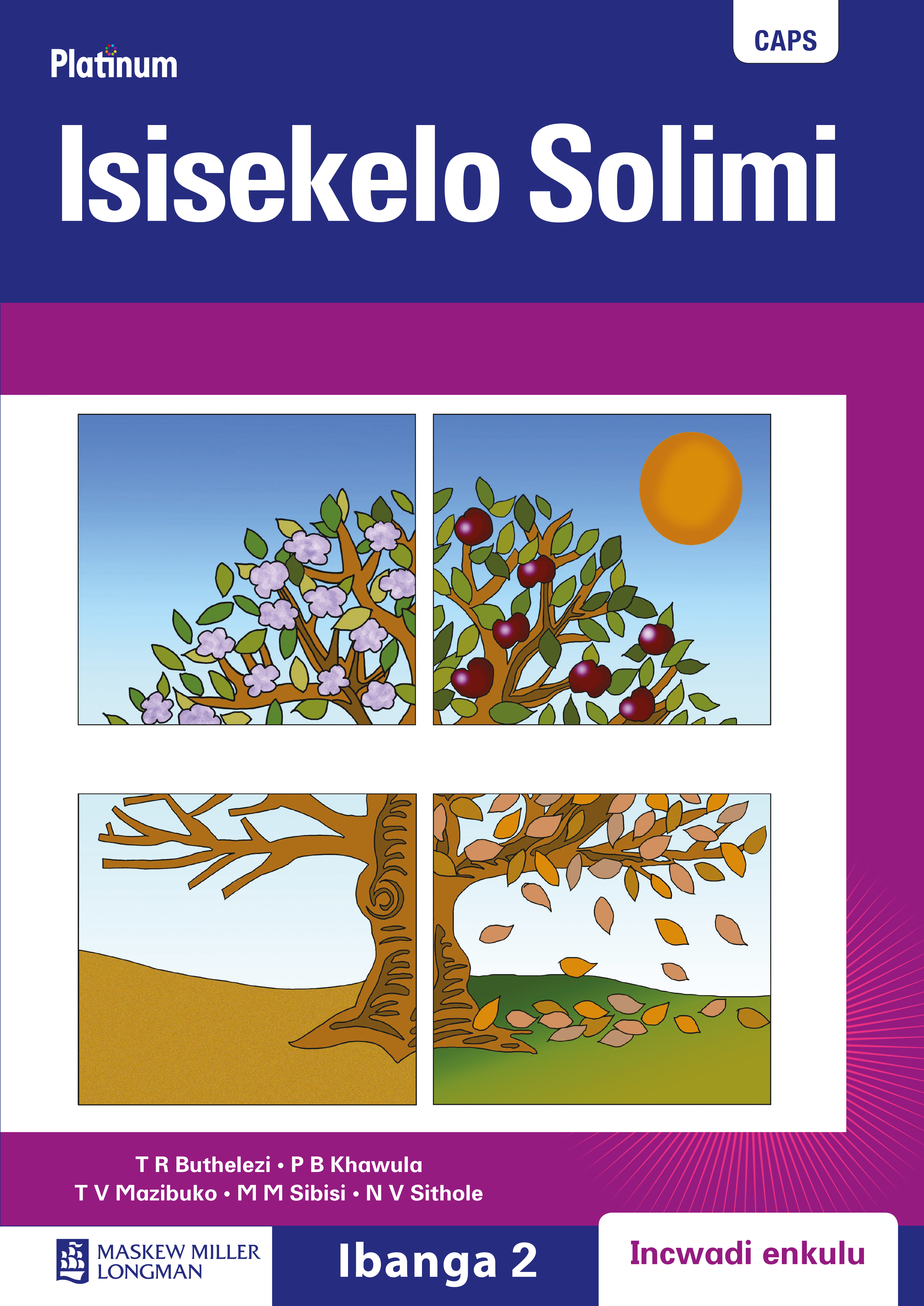 Picture of Platinum isisekelo solimi : Gr 2: Big book