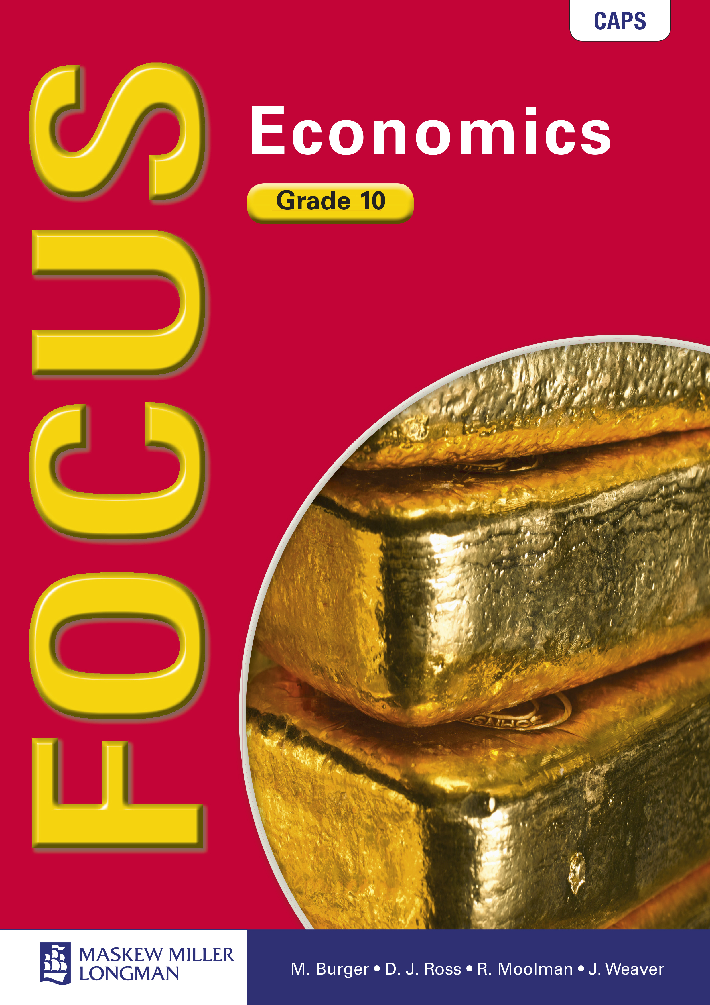 Picture of Focus economics: Gr 10: Textbook
