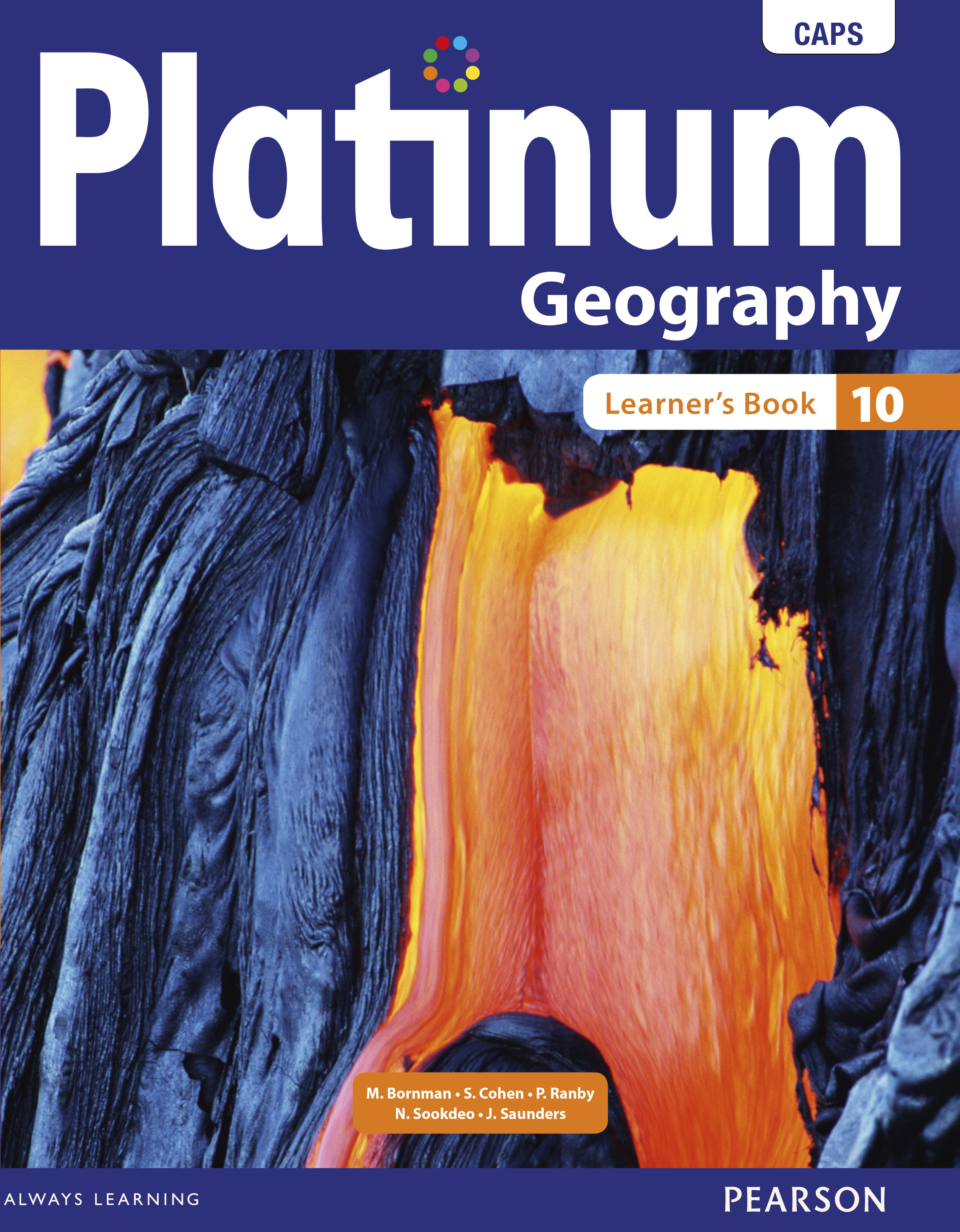 Picture of Platinum geography: Gr 10: Textbook