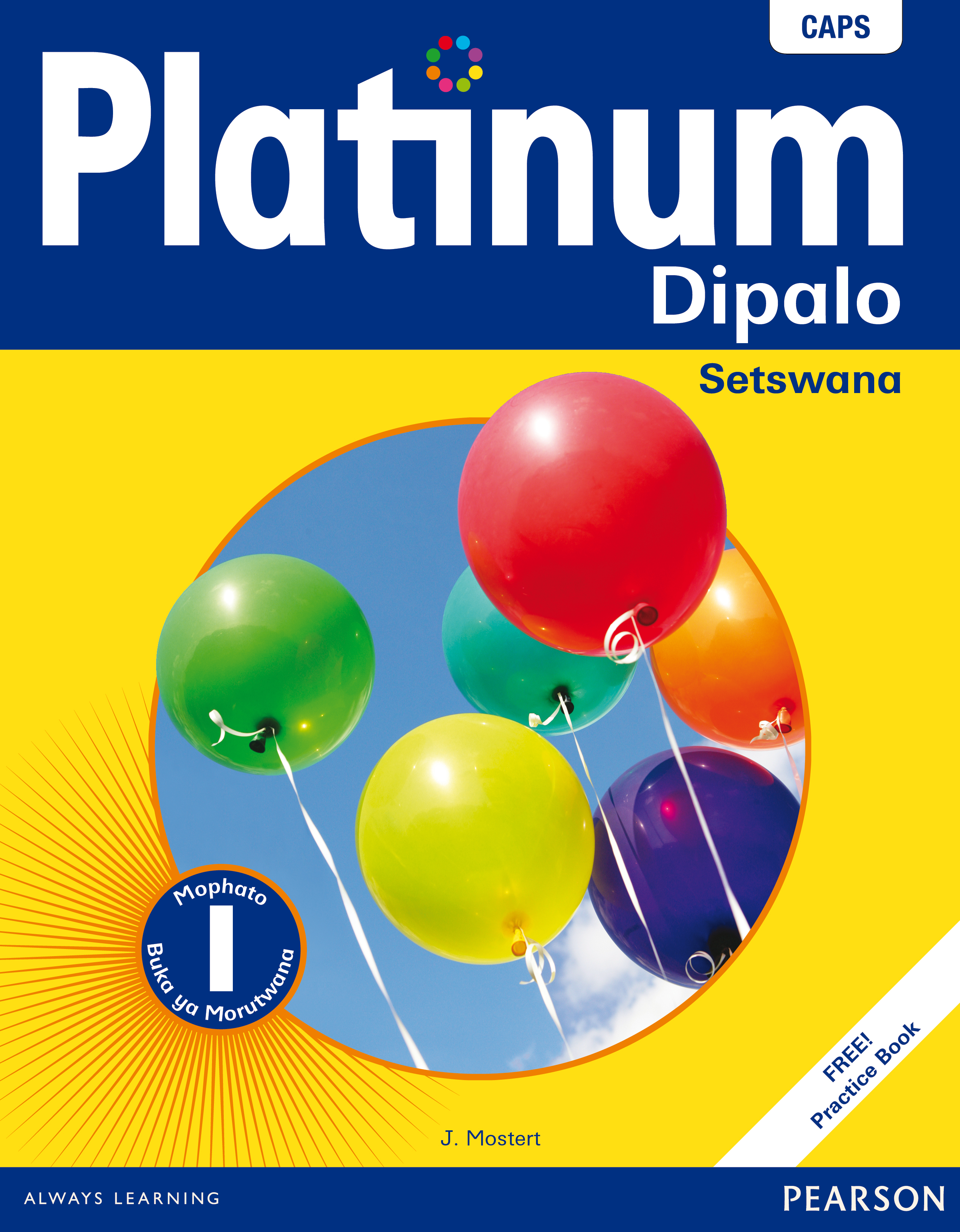Picture of Platinum dipalo: Gr 1: Learner's book