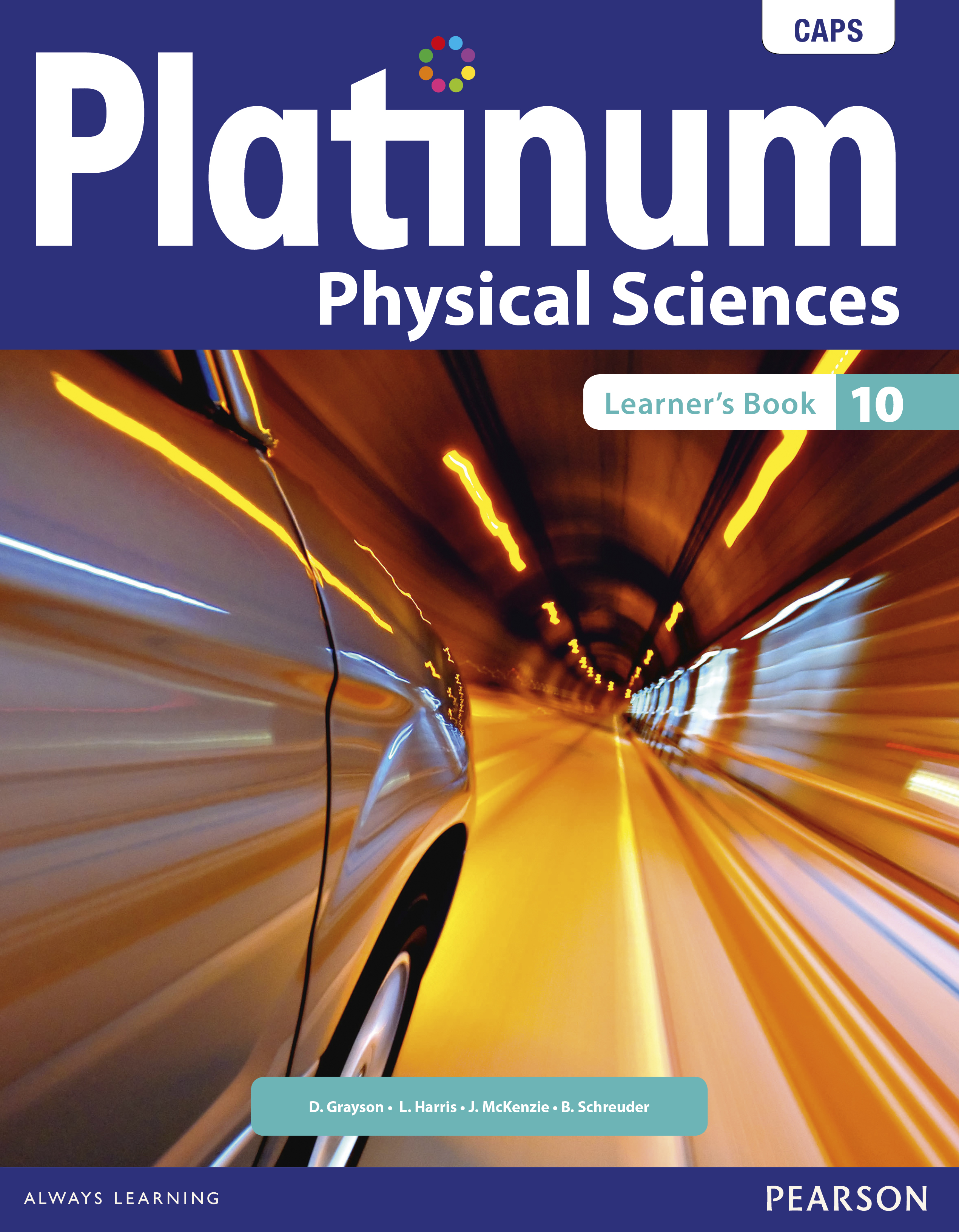 Picture of Platinum physical sciences: Gr 10: Textbook