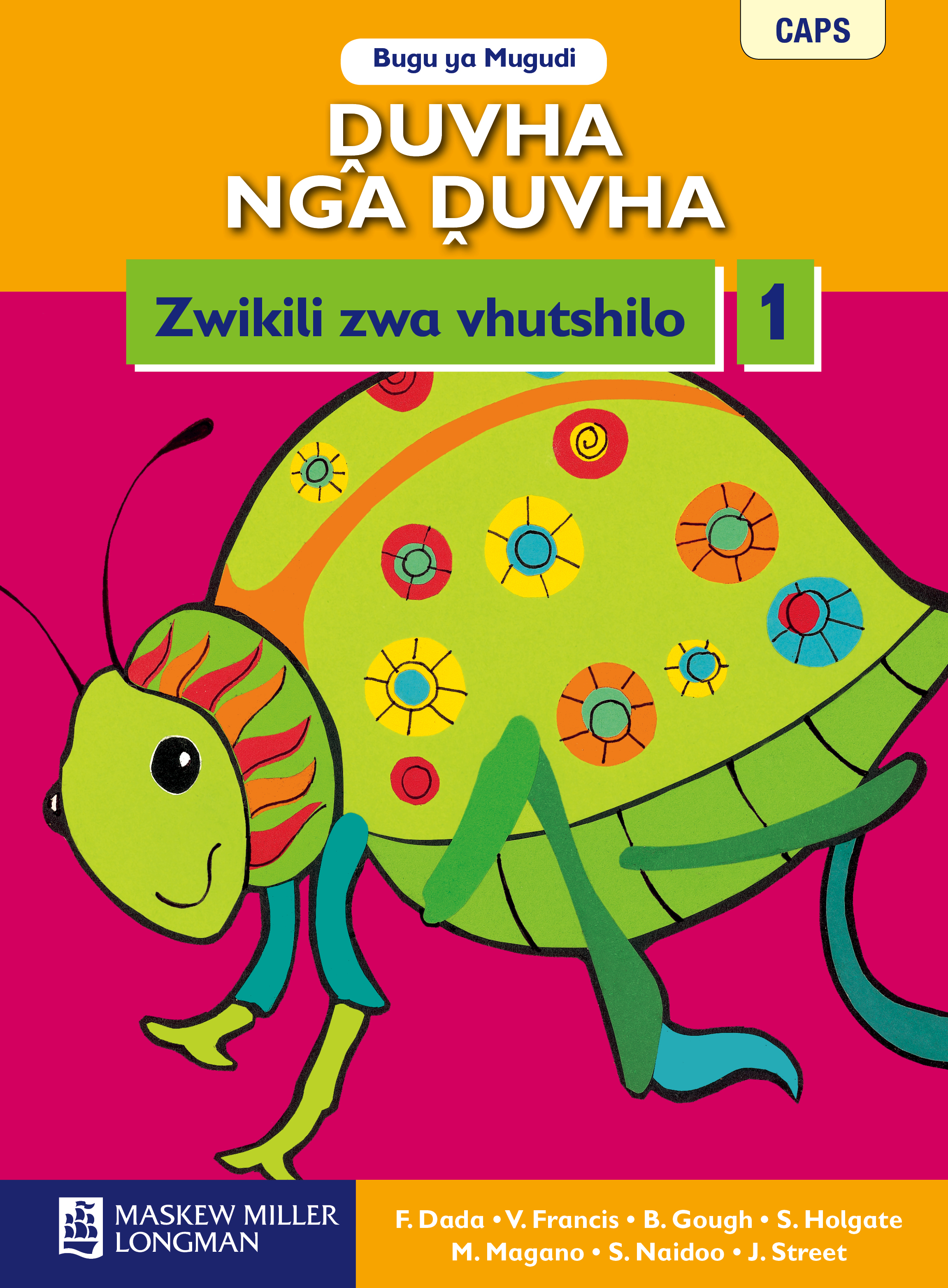 Picture of Duvha nga duvha zwikili zwa vhutshilo: Gr 1: Learner's book