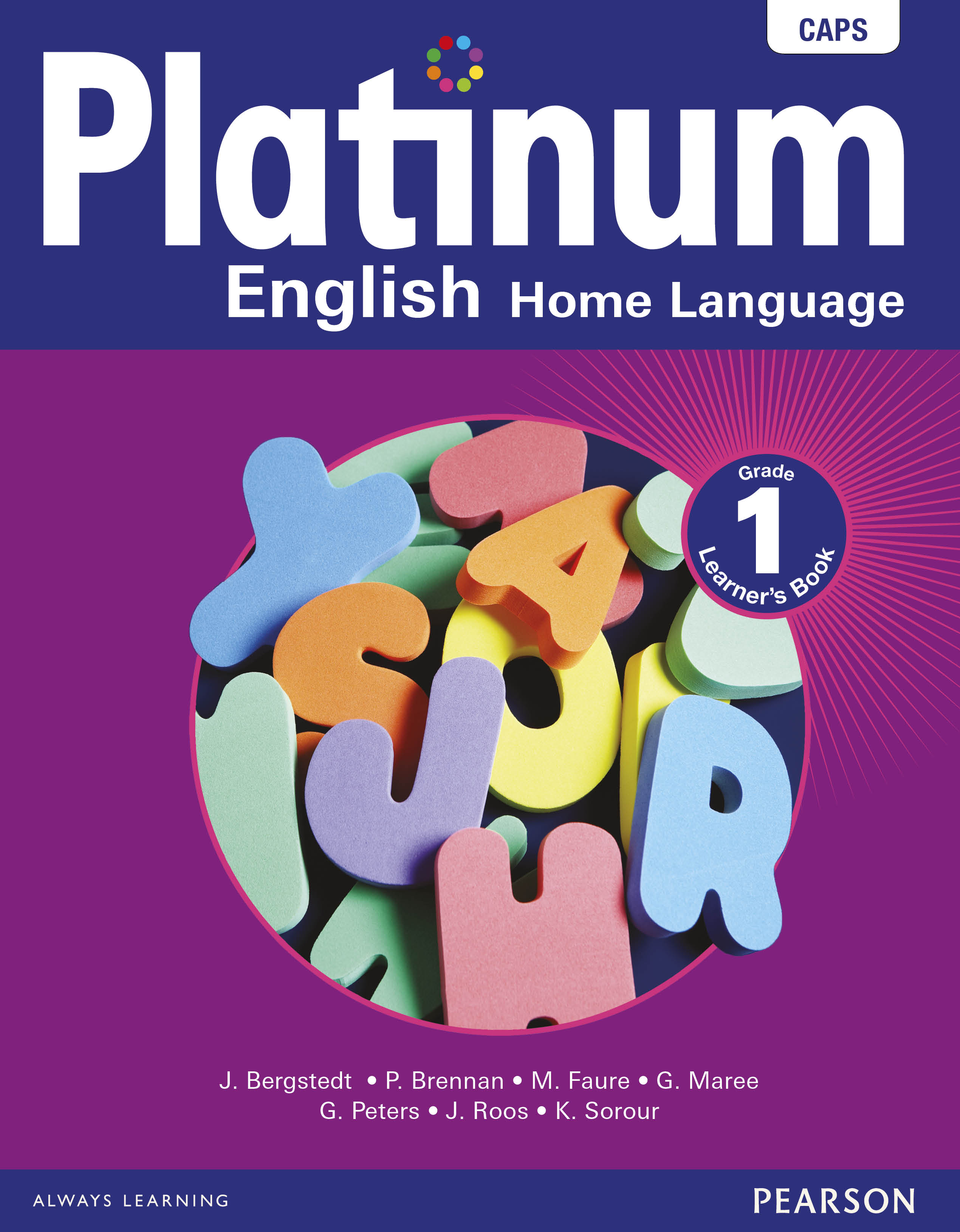 Picture of Platinum English: Platinum English: Gr 1: Learner's book Gr 1: Learner's Book