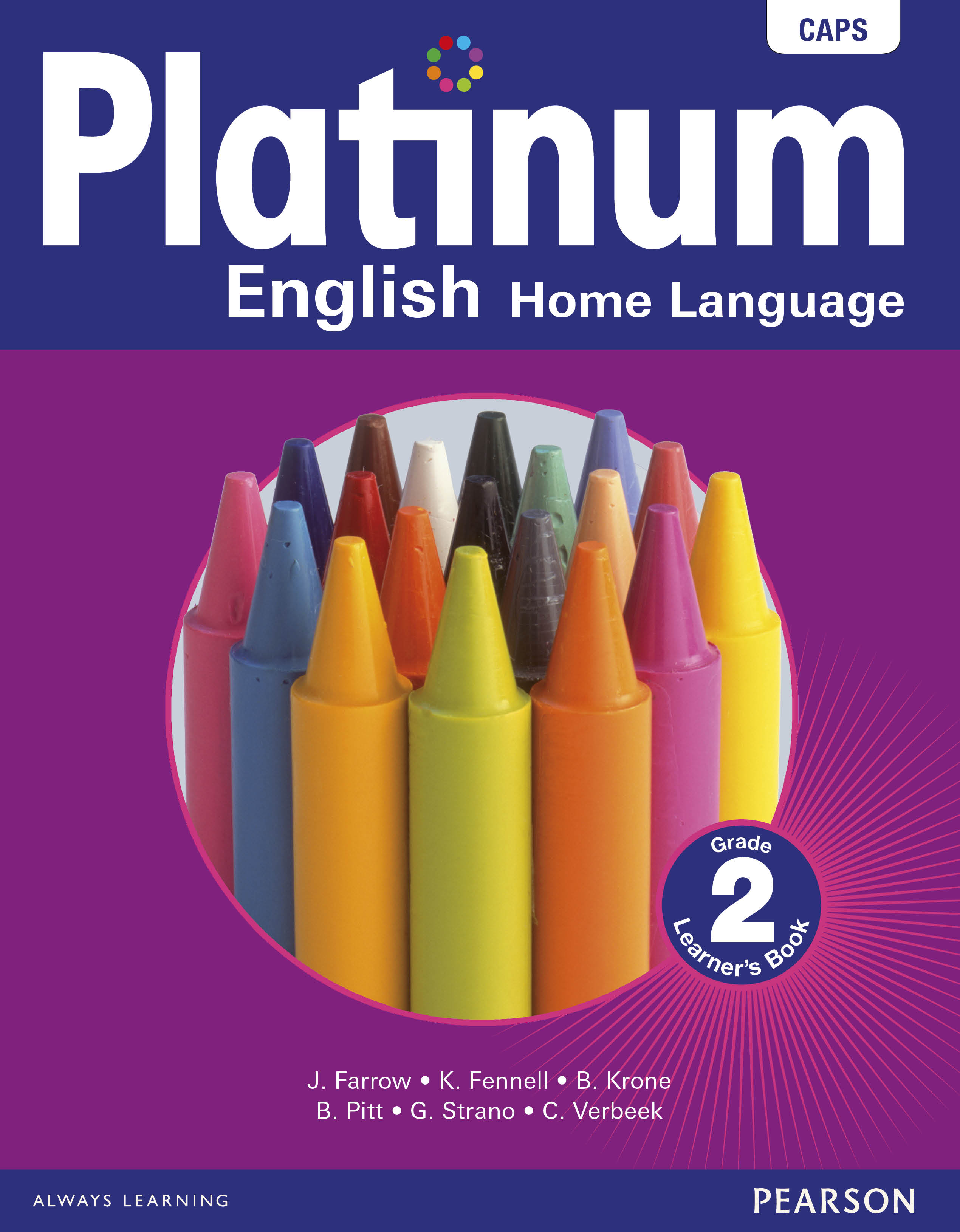 Picture of Platinum English: Gr 2: Learner's book : Home language