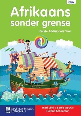 Picture of Afrikaans sonder grense: Gr 1: Leerdersboek : Eerste addisionele taal