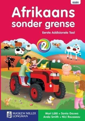 Picture of Afrikaans sonder grense: Gr 2: Leerdersboek : Eerste addisionele taal